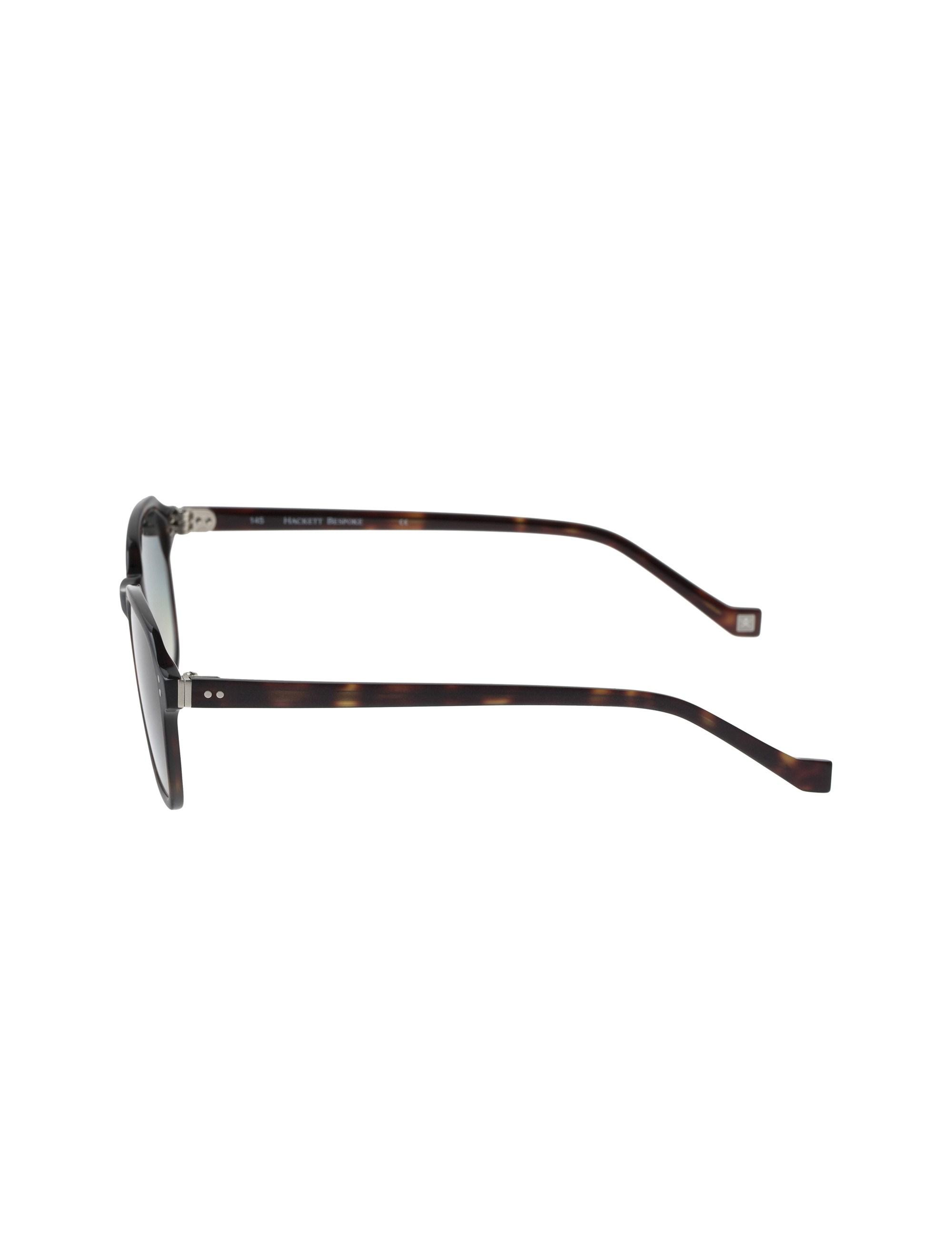 عینک آفتابی ویفرر مردانه - هکت - قهوه اي       - 3
