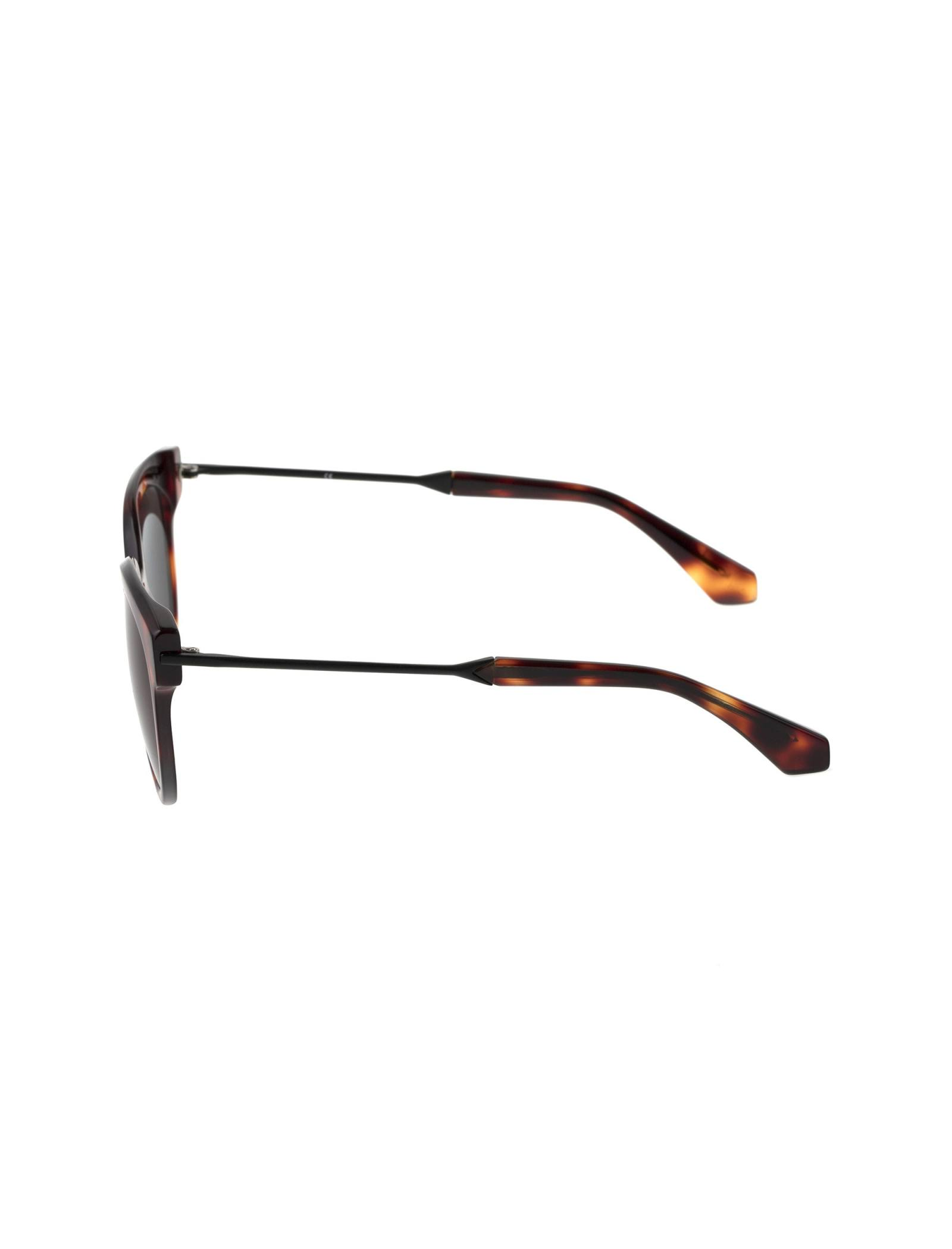 عینک آفتابی پنتوس زنانه - ساندرو - قهوه اي  - 3