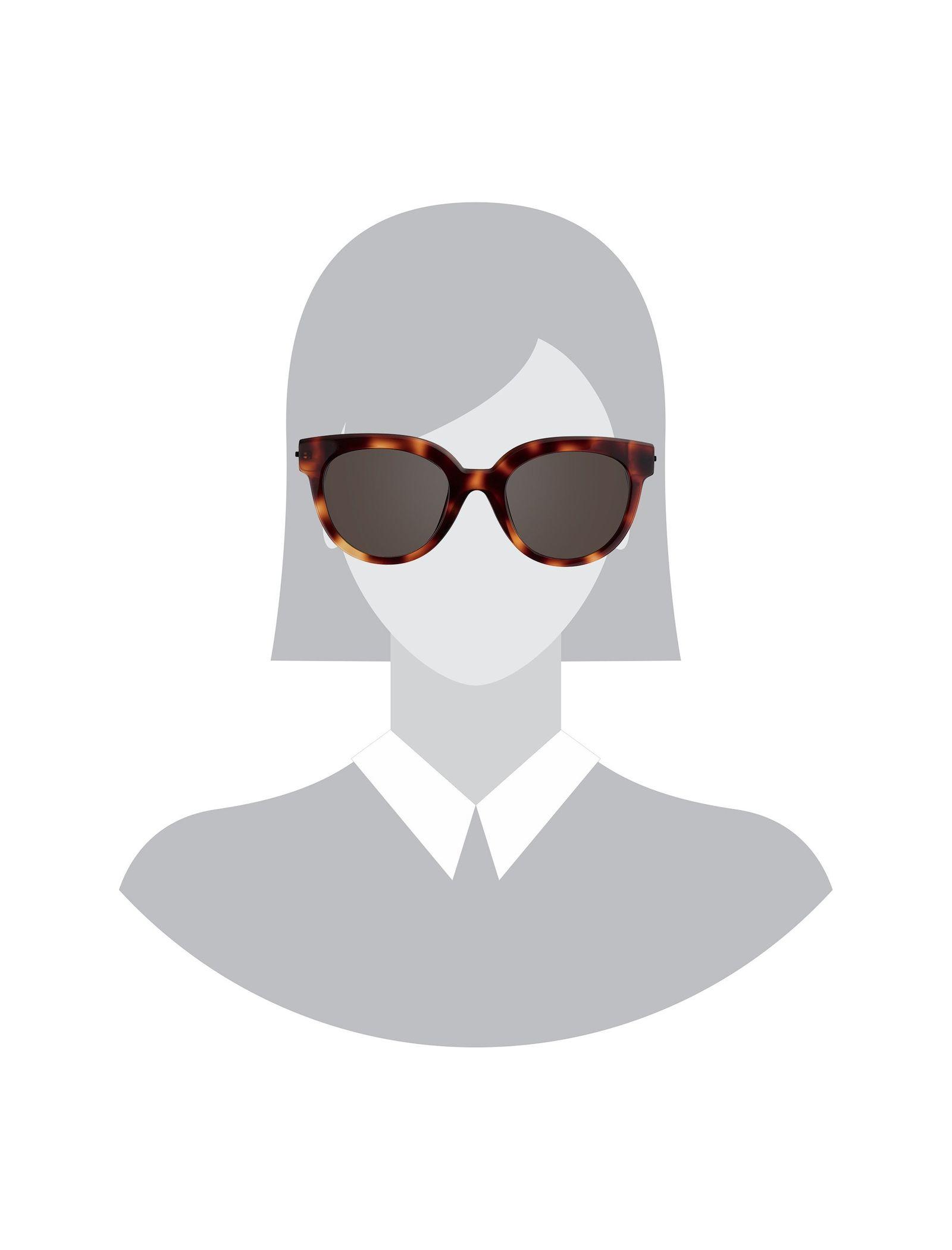 عینک آفتابی پنتوس زنانه - ساندرو - قهوه اي  - 4