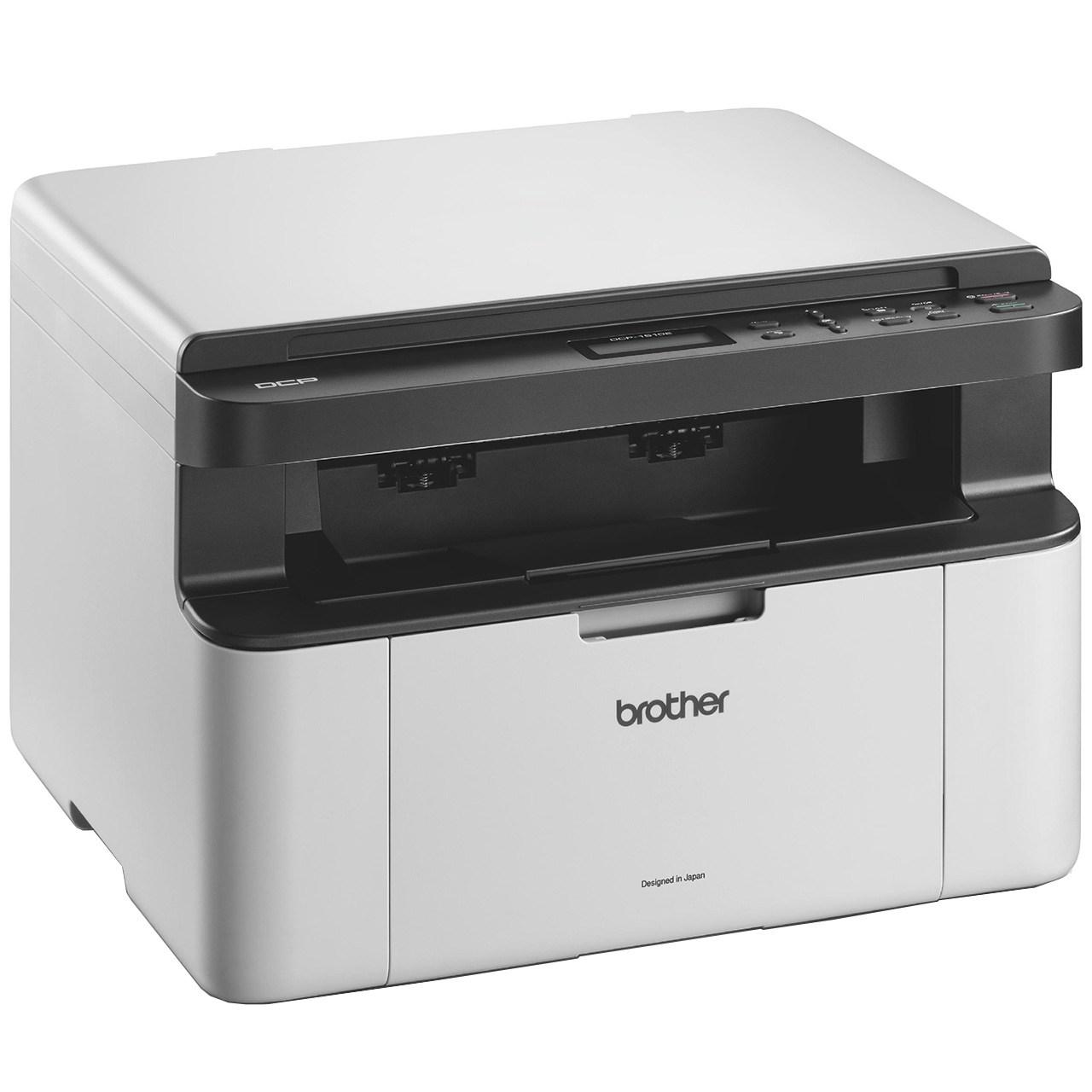 قیمت                      پرینتر لیزری چندکارهی برادر مدل DCP-1510