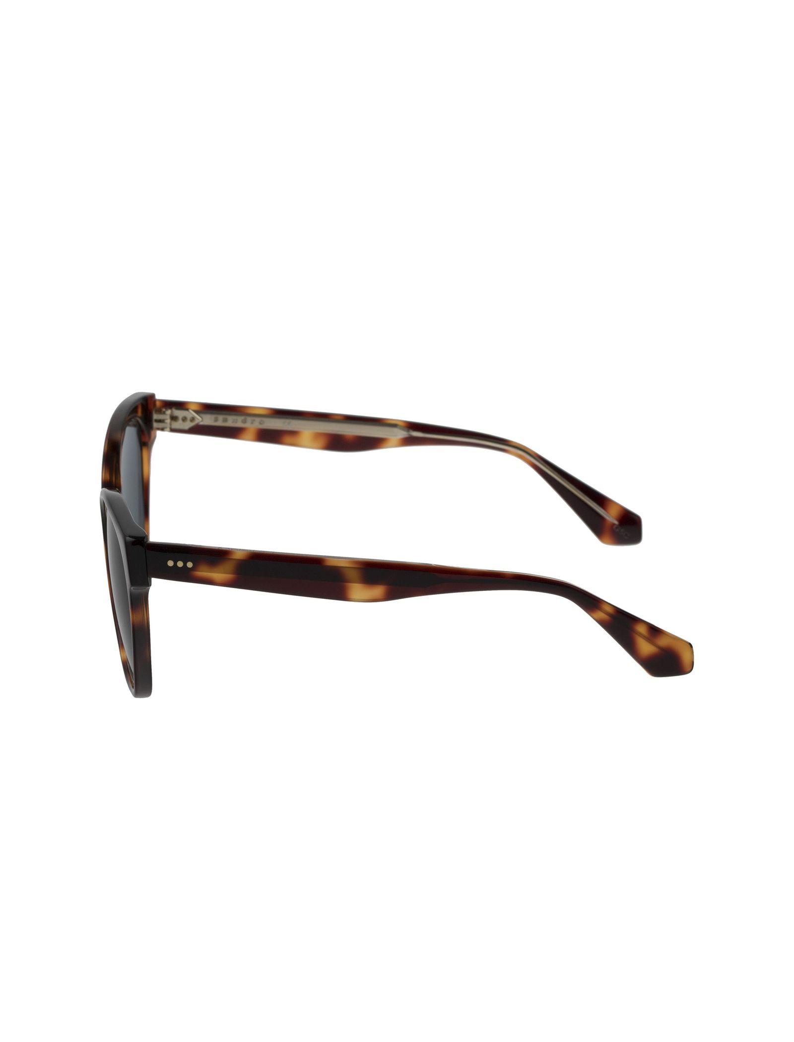 عینک آفتابی ویفرر زنانه - ساندرو - قهوه اي - 3