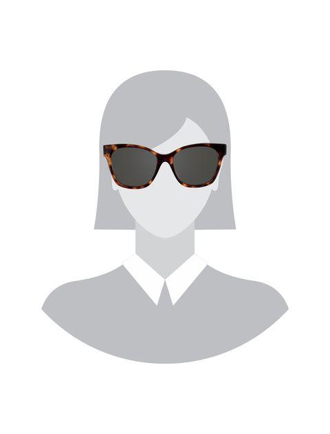 عینک آفتابی ویفرر زنانه - ساندرو - قهوه اي - 4