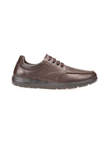 کفش اداری چرم مردانه Leitan