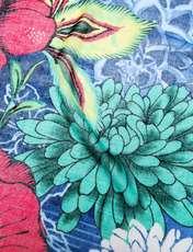 شال طرح دار زنانه Rectangle Boho Mix - دزیگوال - چند رنگ - 2