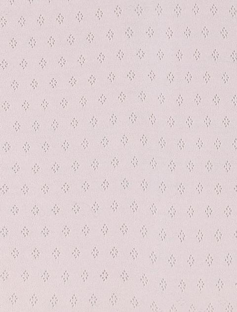 پتو طرح دار نوزادی - صورتي - 5