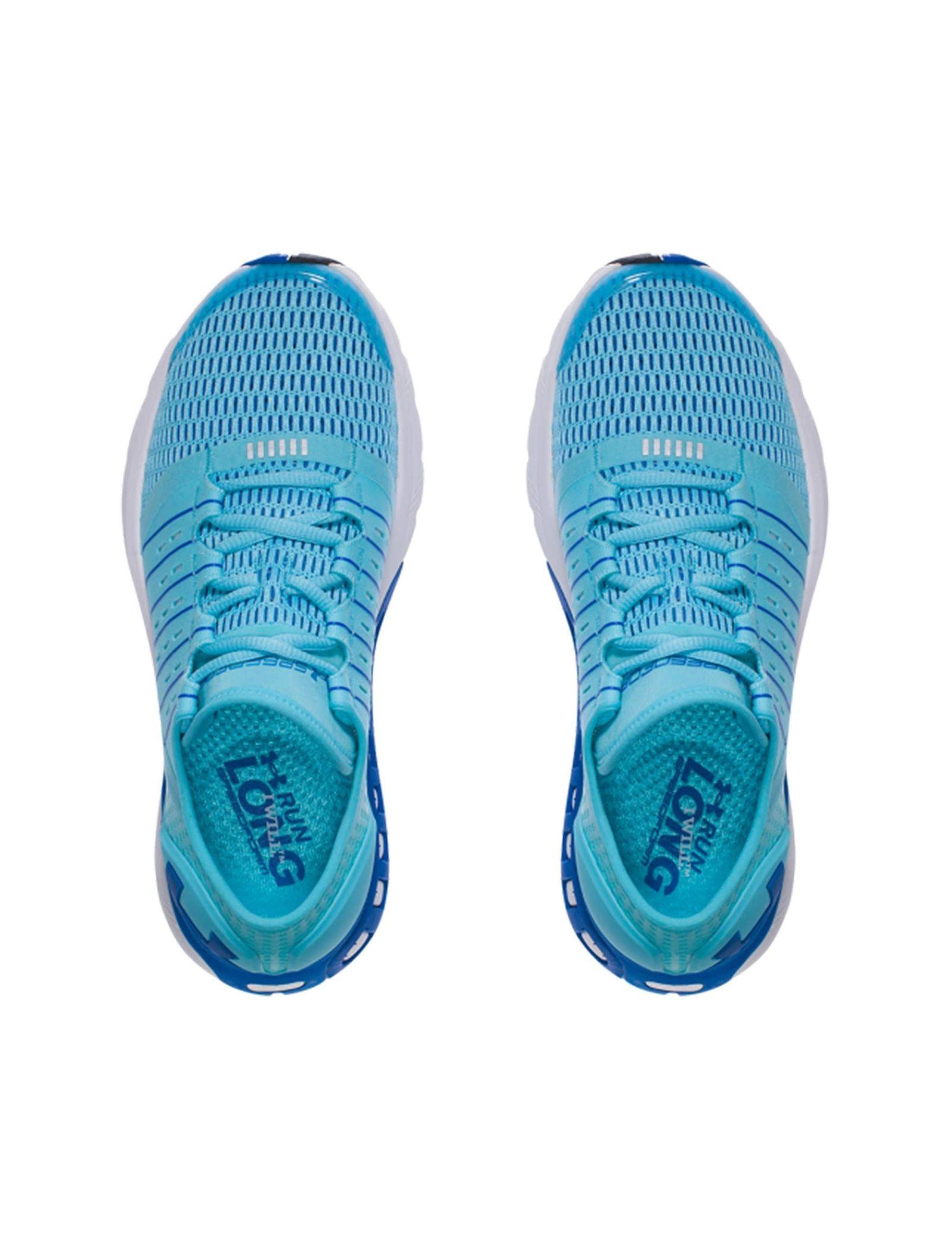 کفش دویدن بندی زنانه SpeedForm Europa - آندر آرمور - آبي - 2