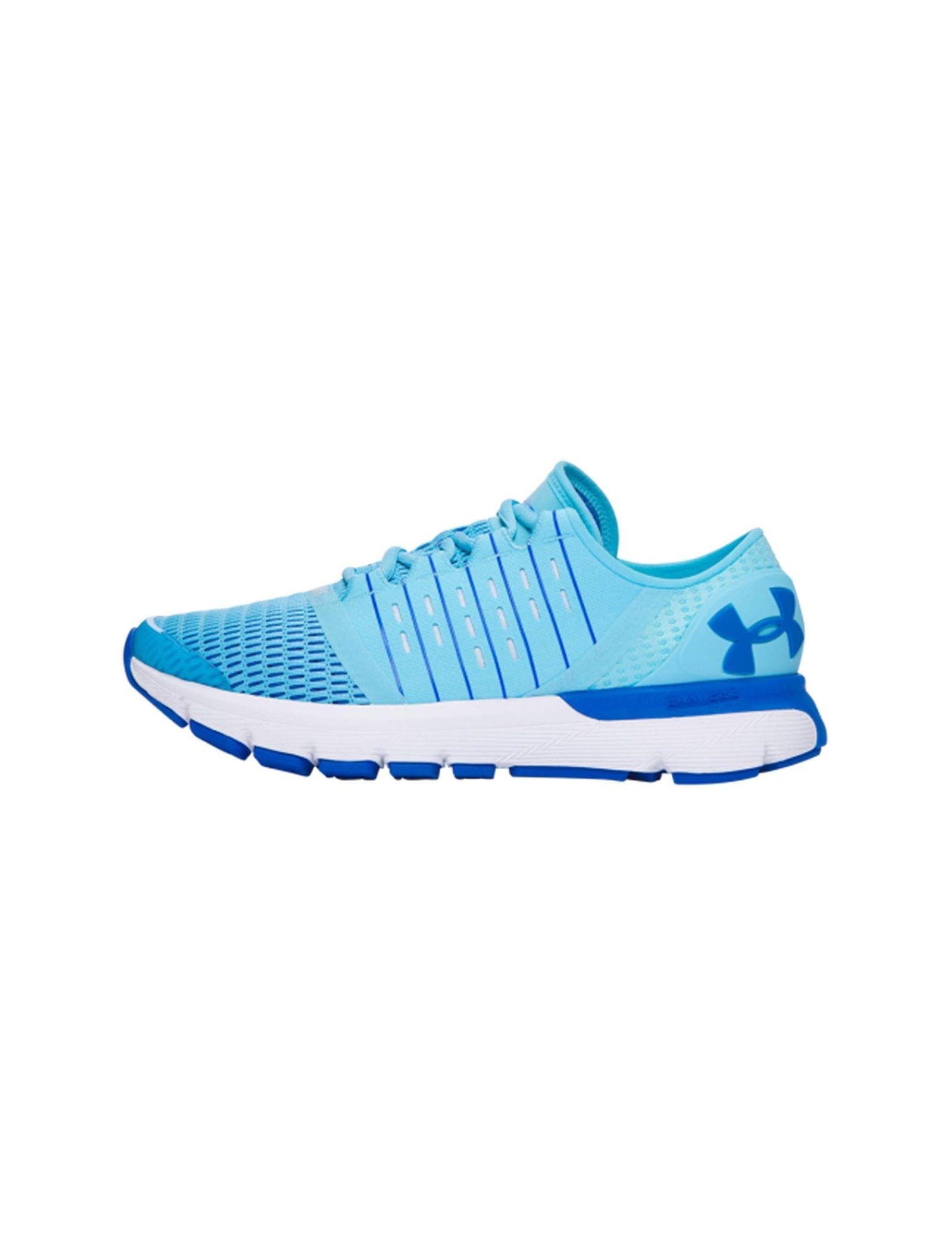 کفش دویدن بندی زنانه SpeedForm Europa - آندر آرمور - آبي - 4