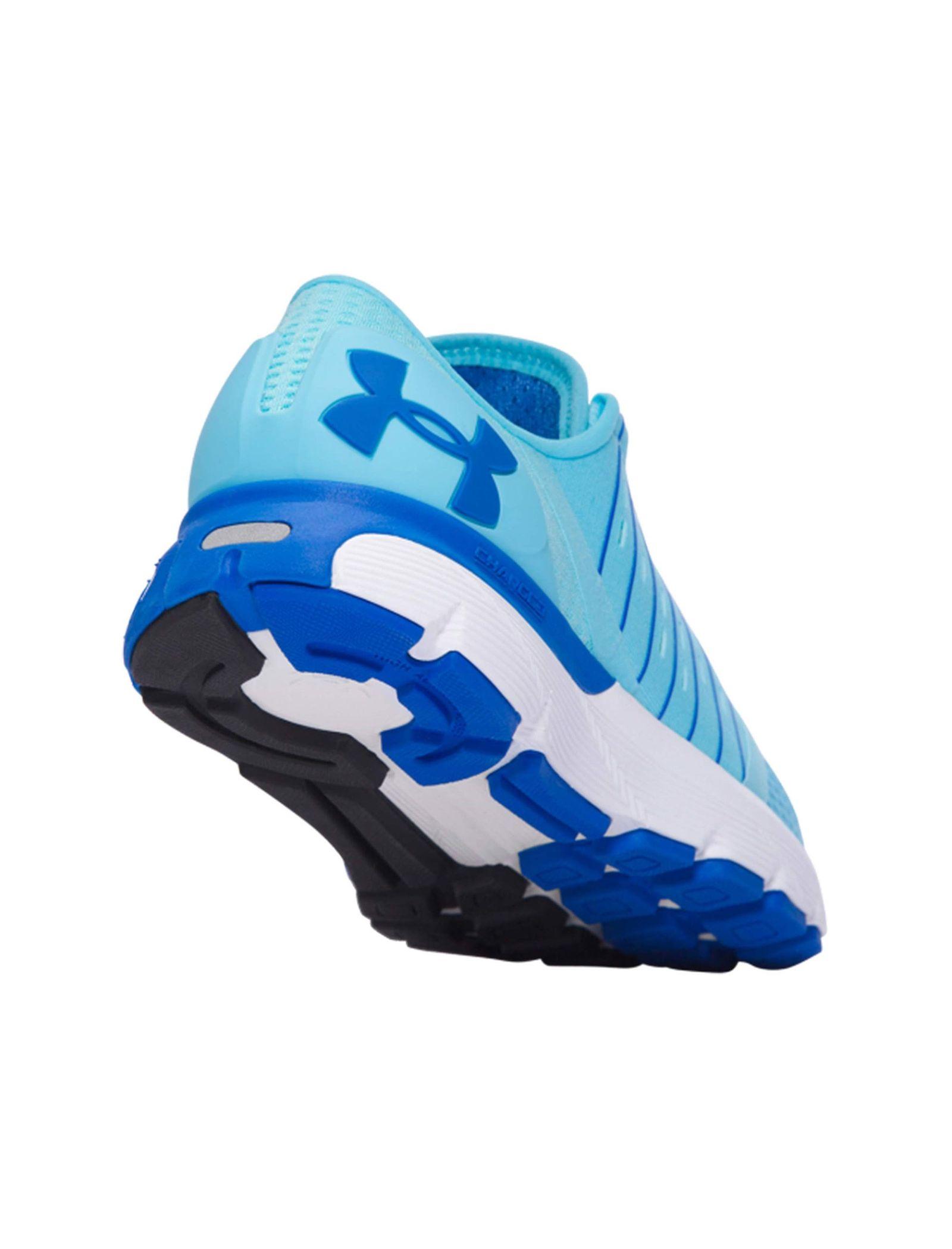 کفش دویدن بندی زنانه SpeedForm Europa - آندر آرمور - آبي - 5