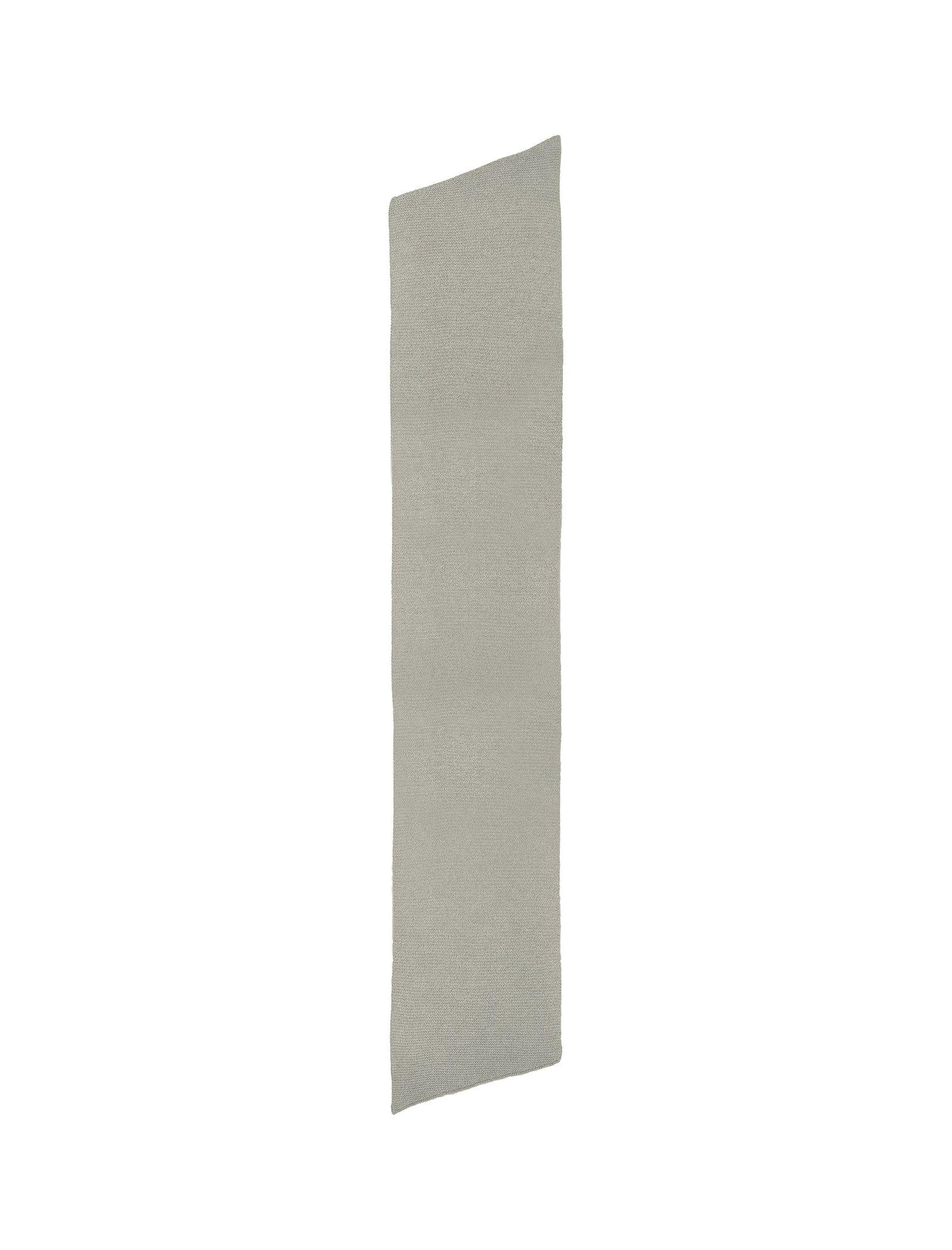 شال گردن ساده زنانه - اونلی - طوسي روشن - 2