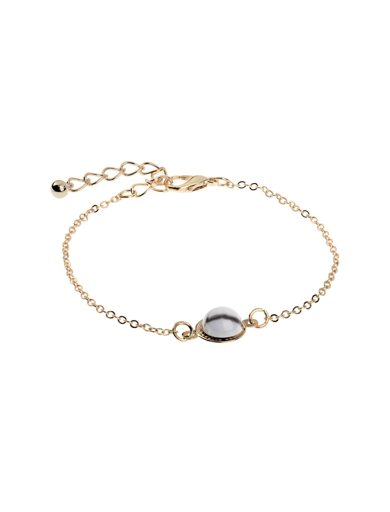 دستبند زنانه بسته 3 عددی - کوتون - طلايي/ طوسي - 2
