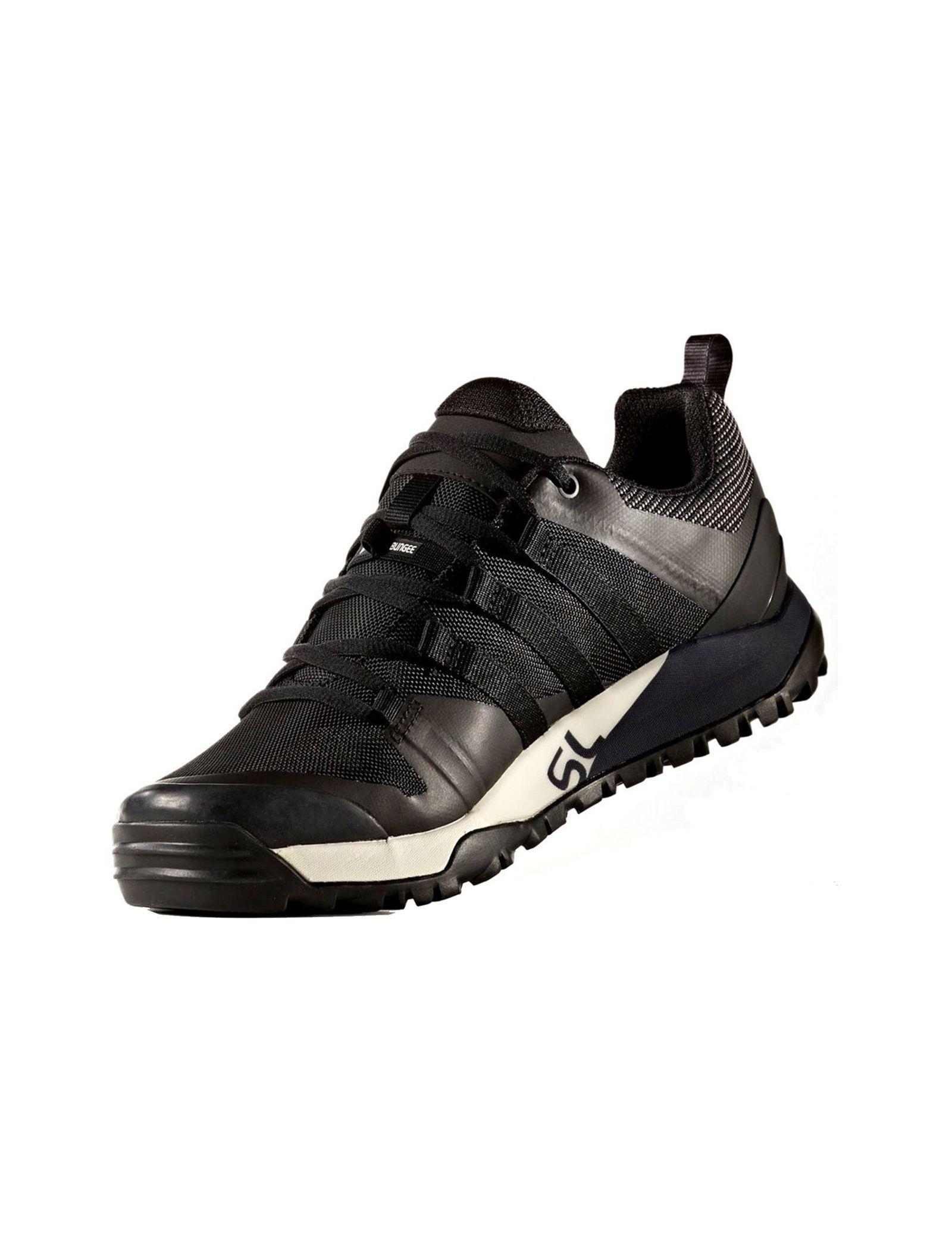 کفش طبیعت گردی بندی مردانه Terrex Trail Cross SL - آدیداس - مشکي - 4
