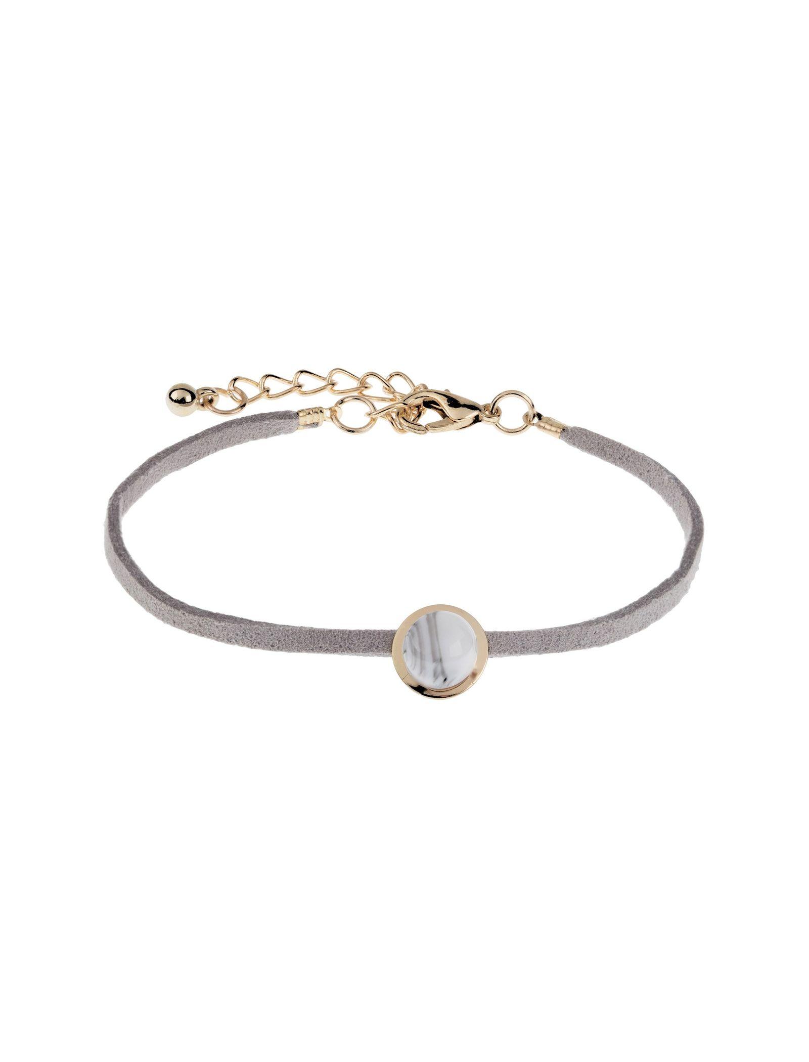 دستبند زنانه بسته 3 عددی - کوتون - طلايي/ طوسي - 6
