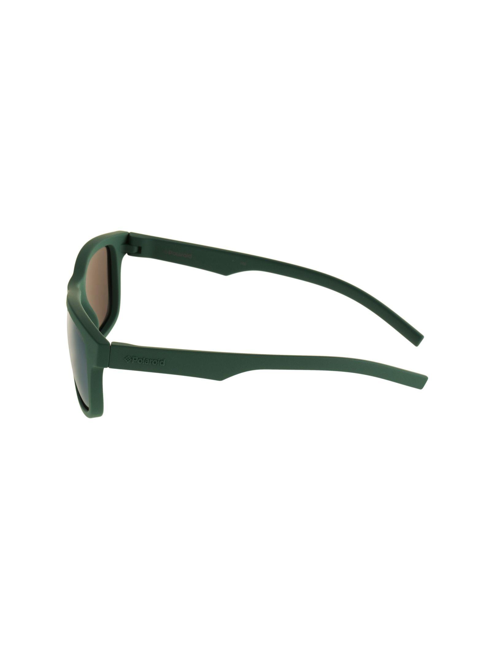 عینک آفتابی ویفرر بچگانه - پولاروید - سبز آبي - 3