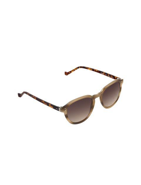 عینک آفتابی پنتوس زنانه - هکت - قهوه اي روشن - 2