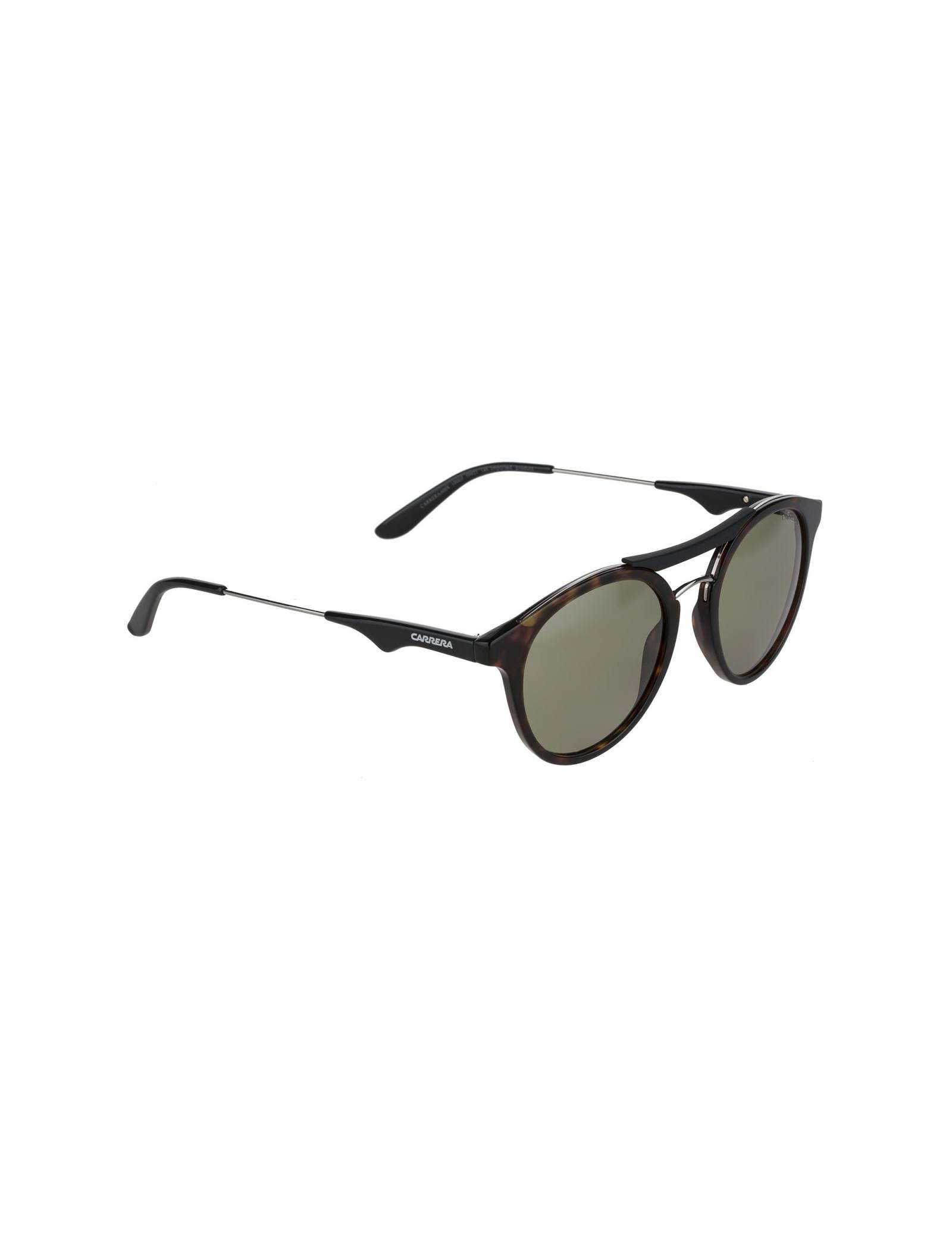 عینک آفتابی پنتوس بزرگسال - کاررا - قهوه اي لاک پشتي - 2