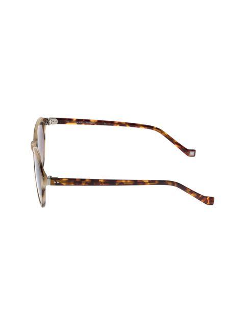 عینک آفتابی پنتوس زنانه - هکت - قهوه اي روشن - 3
