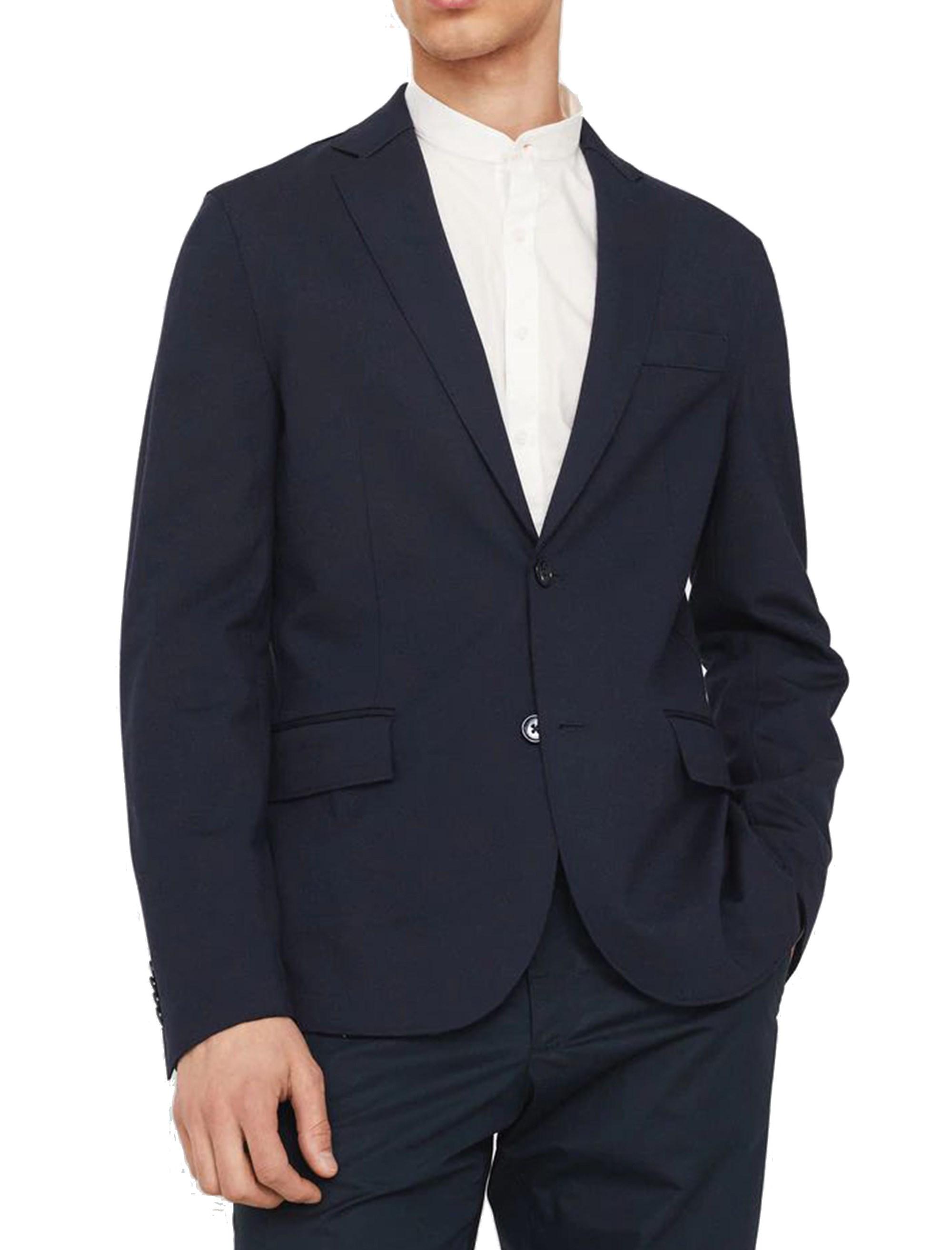 کت تک غیر رسمی ویسکوز مردانه