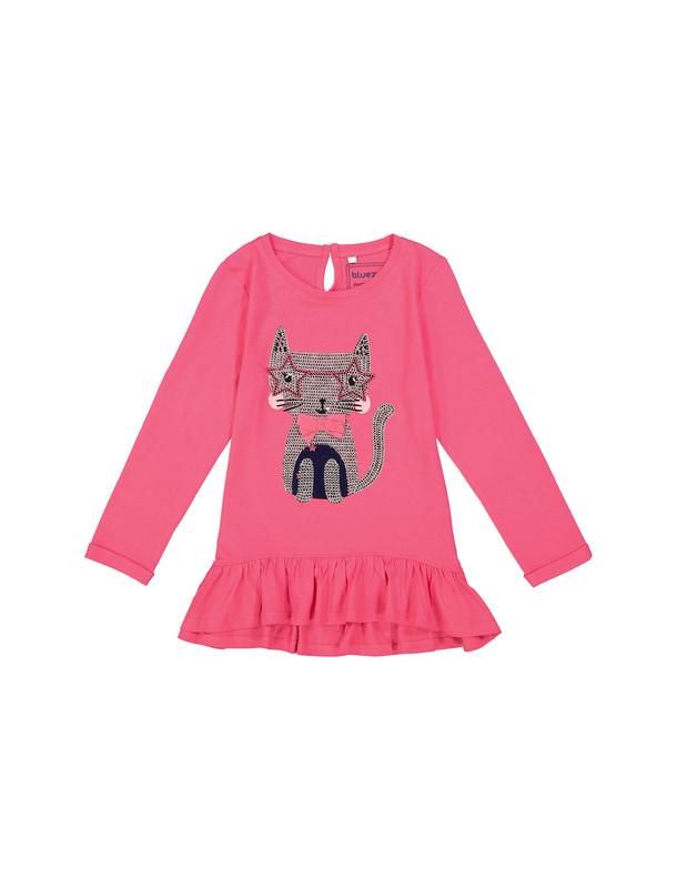 تی شرت و شلوار نخی دخترانه - بلوزو