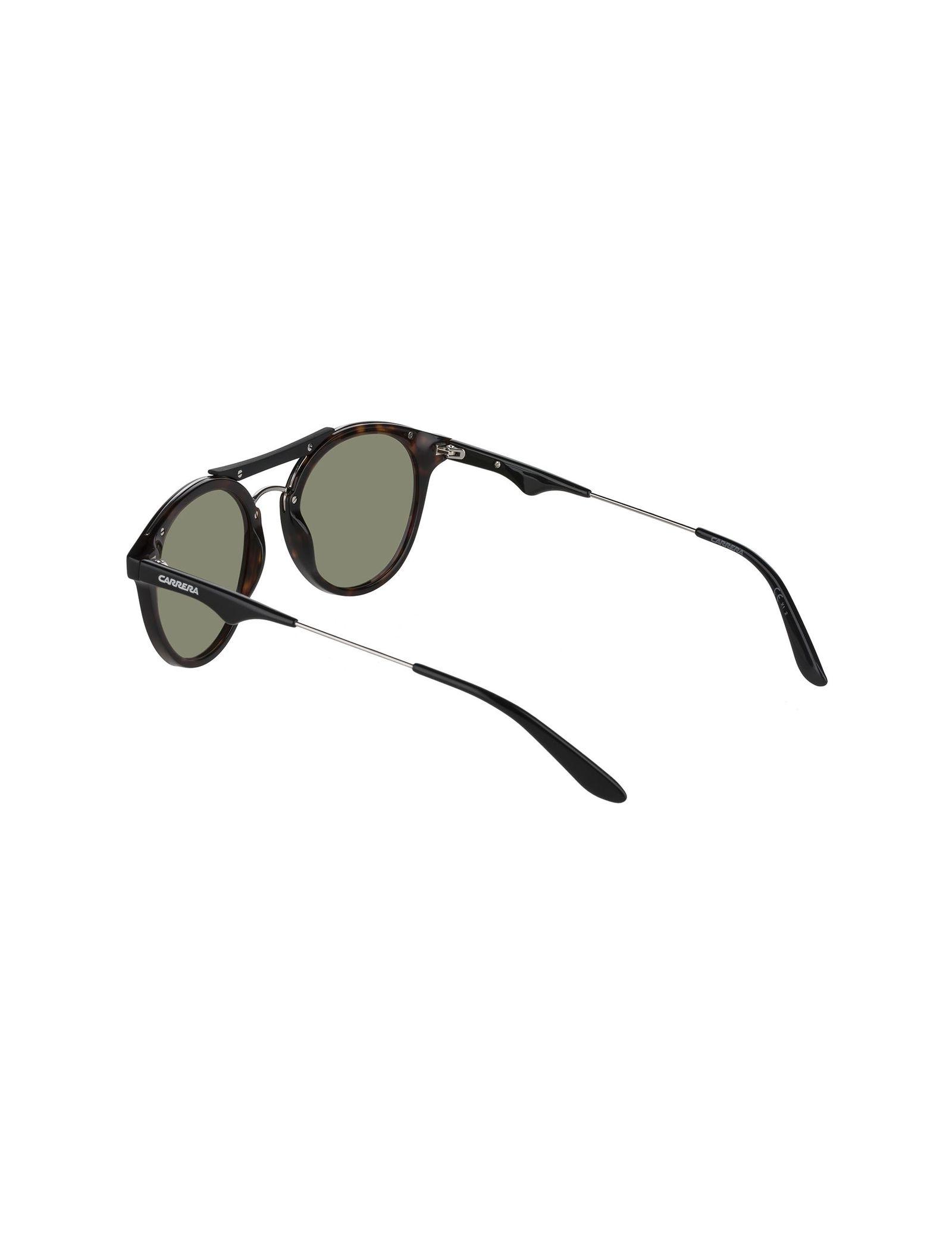 عینک آفتابی پنتوس بزرگسال - کاررا - قهوه اي لاک پشتي - 4