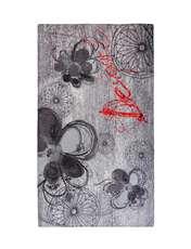 شال طرح دار زنانه New Adhara - دزیگوال - طوسي - 1