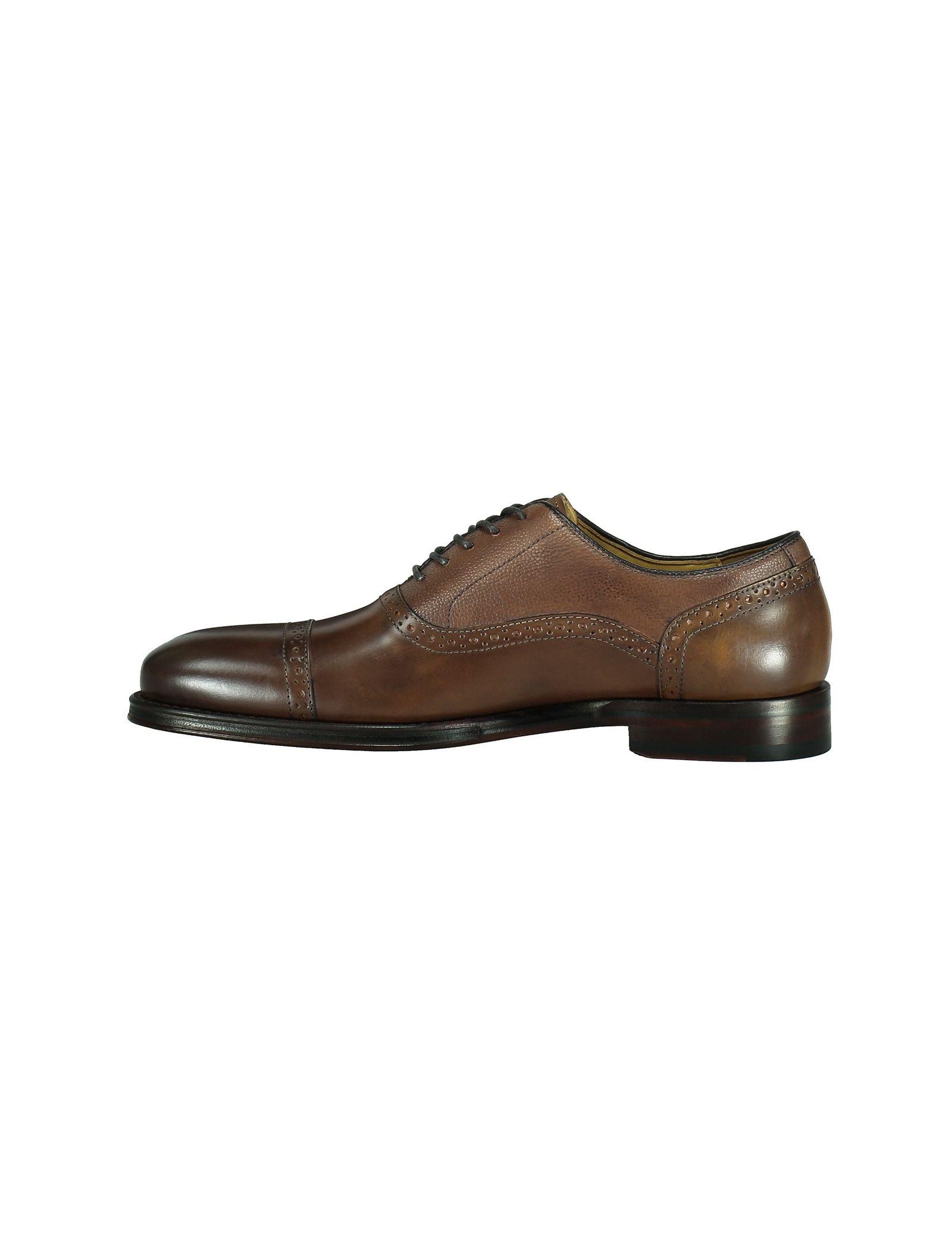 کفش رسمی چرم مردانه - آلدو - قهوه اي - 3