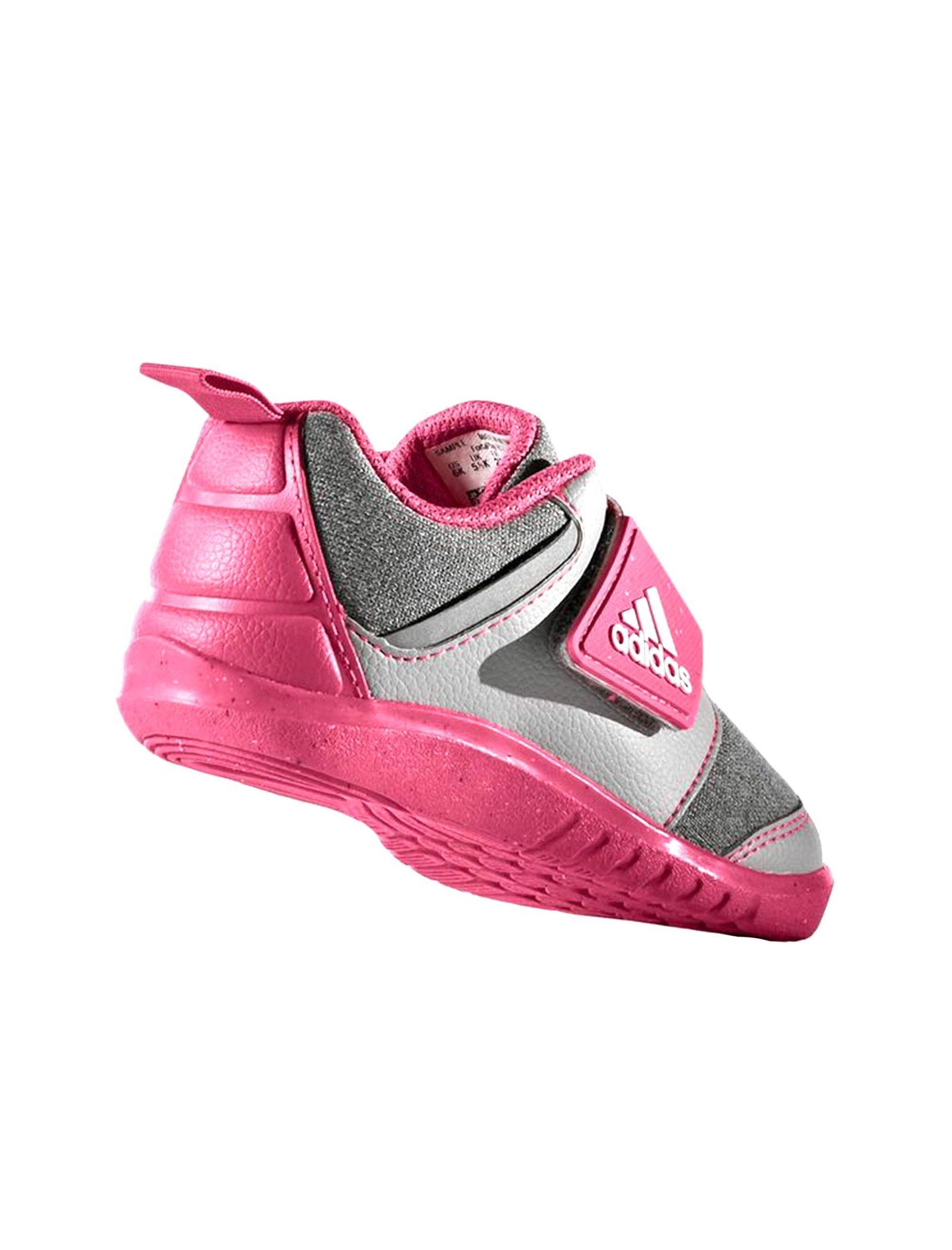 کفش تمرین چسبی دخترانه FortaPlay - آدیداس - صورتي - 5