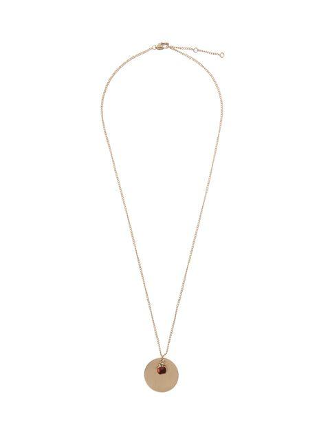 گردنبند آویز زنانه - طلايي - 1