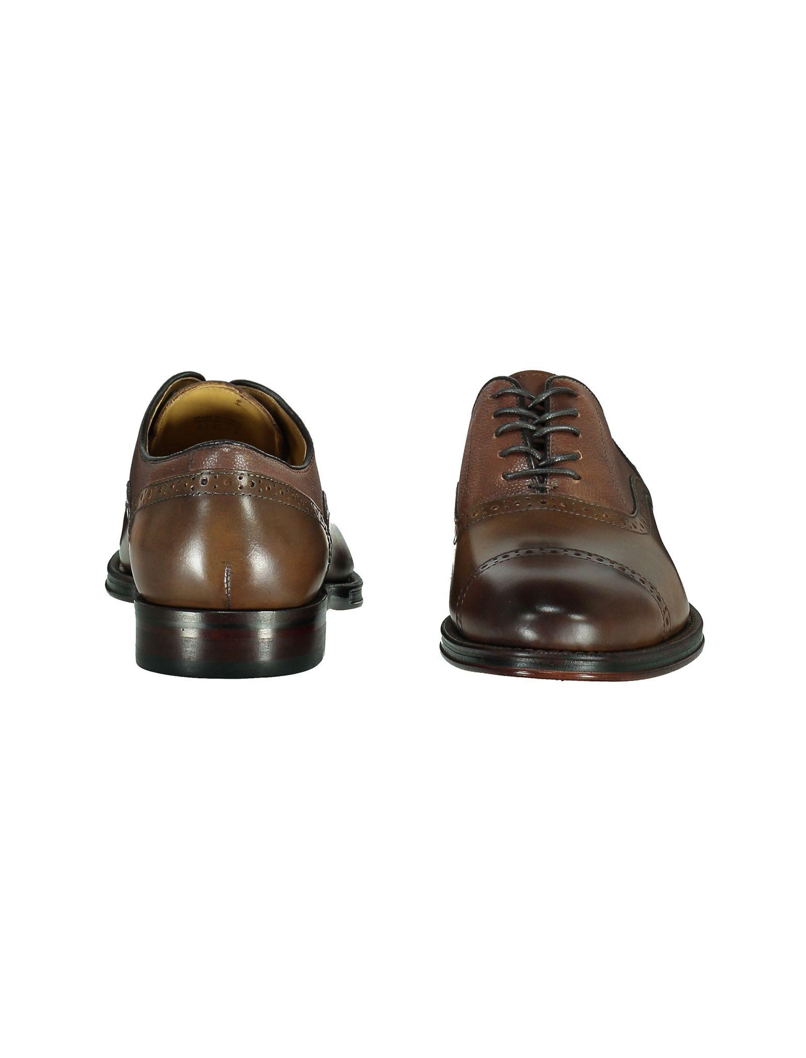 کفش رسمی چرم مردانه - آلدو - قهوه اي - 5