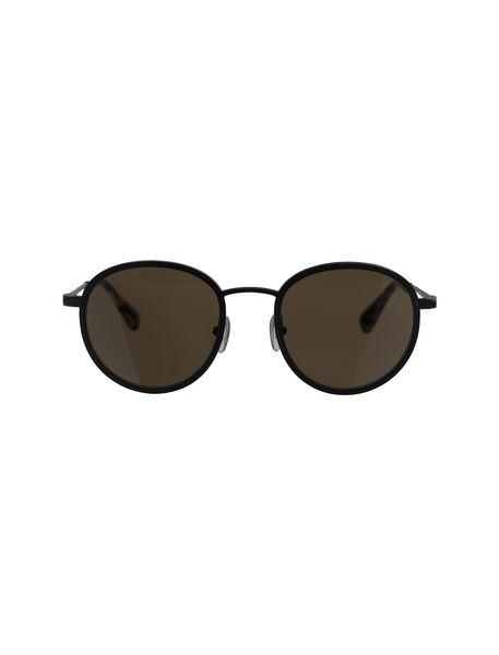 عینک آفتابی گرد بزرگسال - مشکي        - 1