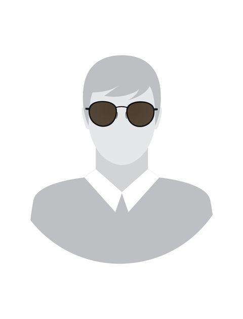 عینک آفتابی گرد بزرگسال - ساندرو - مشکي        - 5