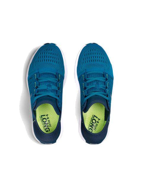 کفش دویدن بندی زنانه UA W Speedform Gemini - آبي - 3