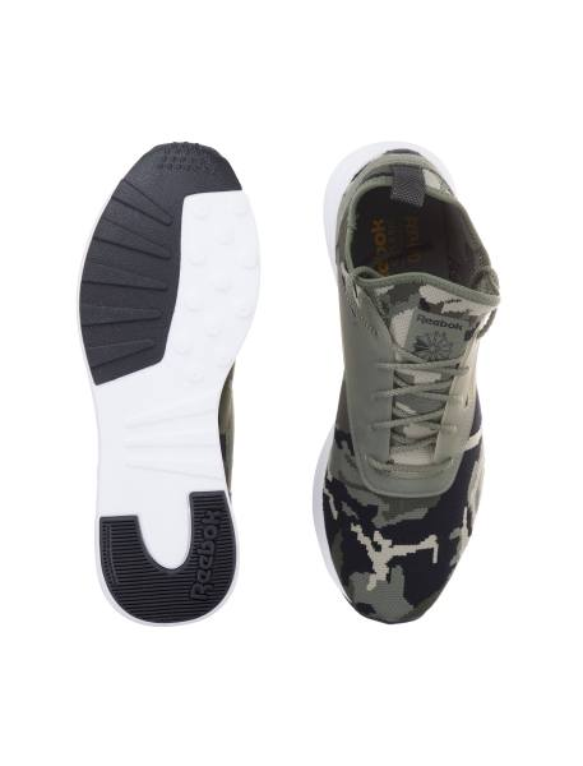 کفش تمرین بندی مردانه ZOKU - زيتوني - 2