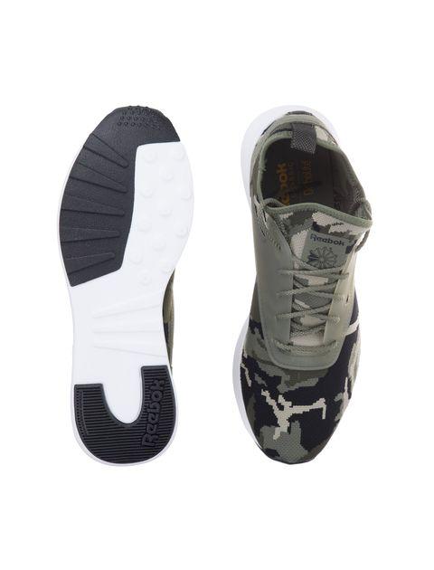 کفش تمرین بندی مردانه ZOKU - ریباک - زيتوني - 2