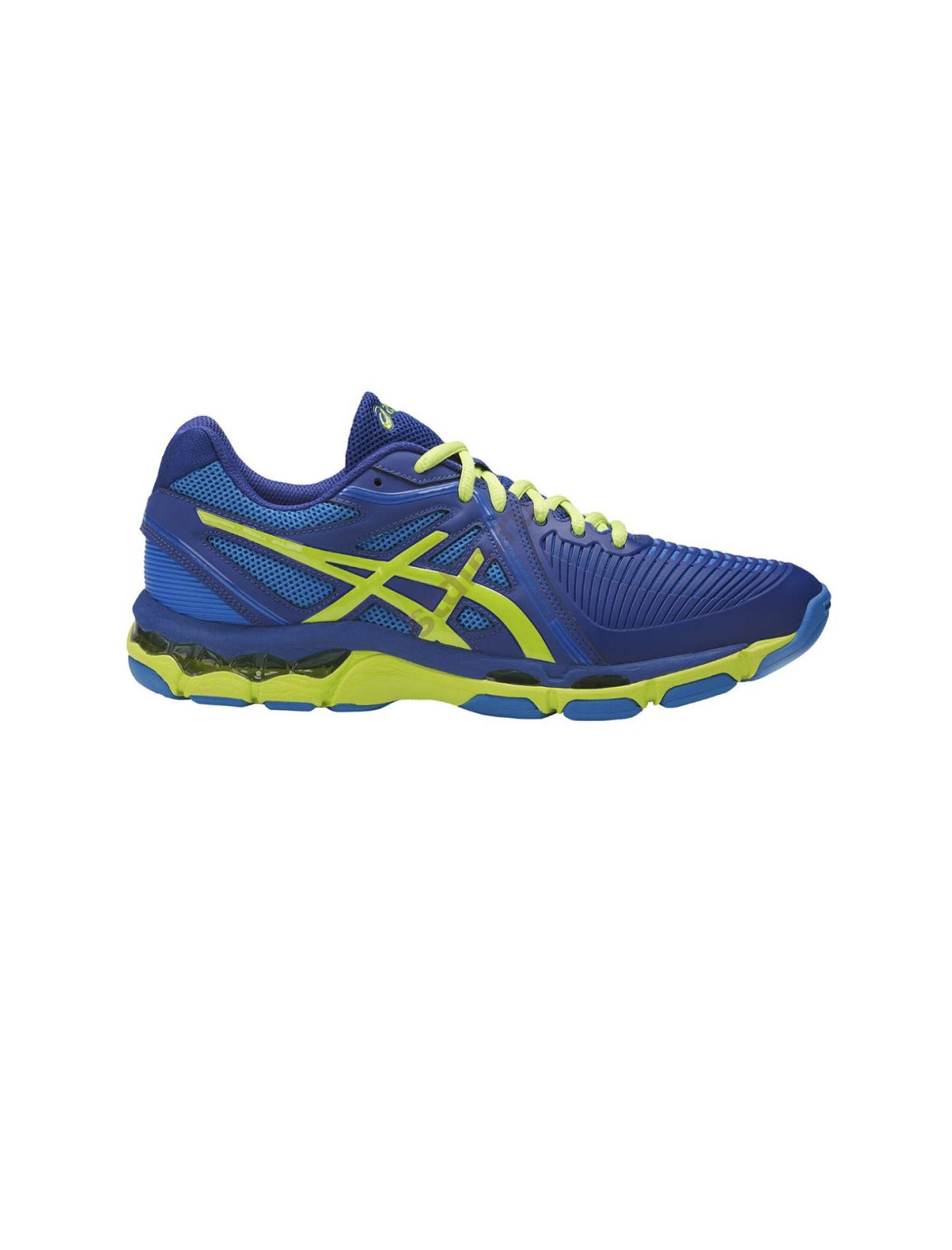 کفش والیبال بندی مردانه GLNTBRNRBLLSTC - اسیکس