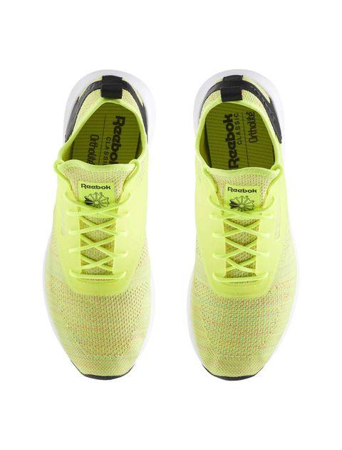 کفش پیاده روی بندی مردانه Zoku Runner - زرد - 4