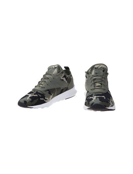 کفش تمرین بندی مردانه ZOKU - زيتوني - 4