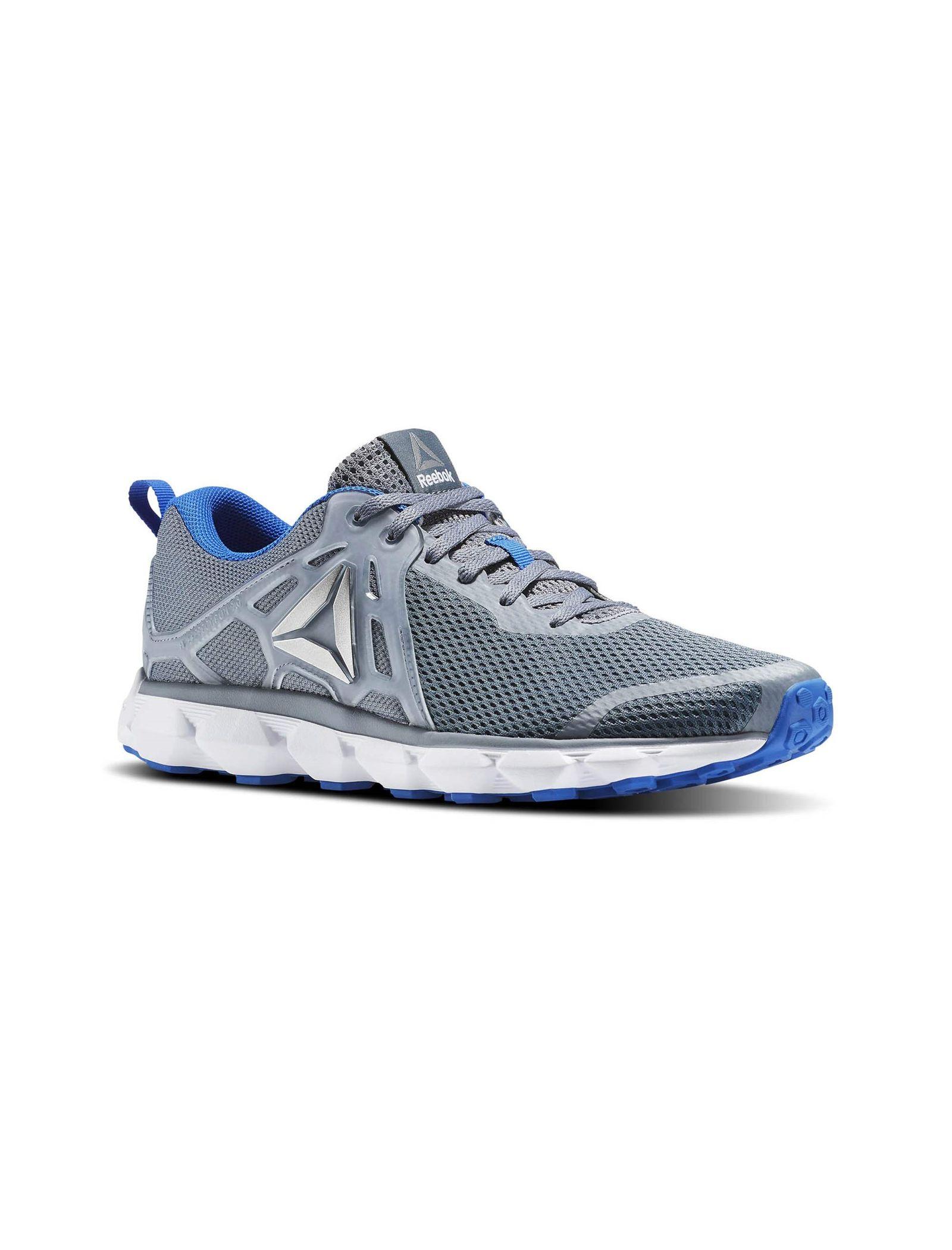 کفش دویدن بندی مردانه Hexaffect Run 5-0 Mtm - ریباک - طوسي - 4