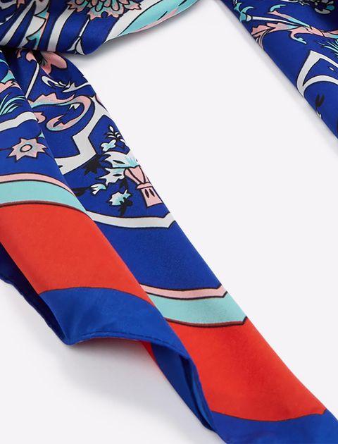 شال طرح دار زنانه - آلدو - چند رنگ - 2