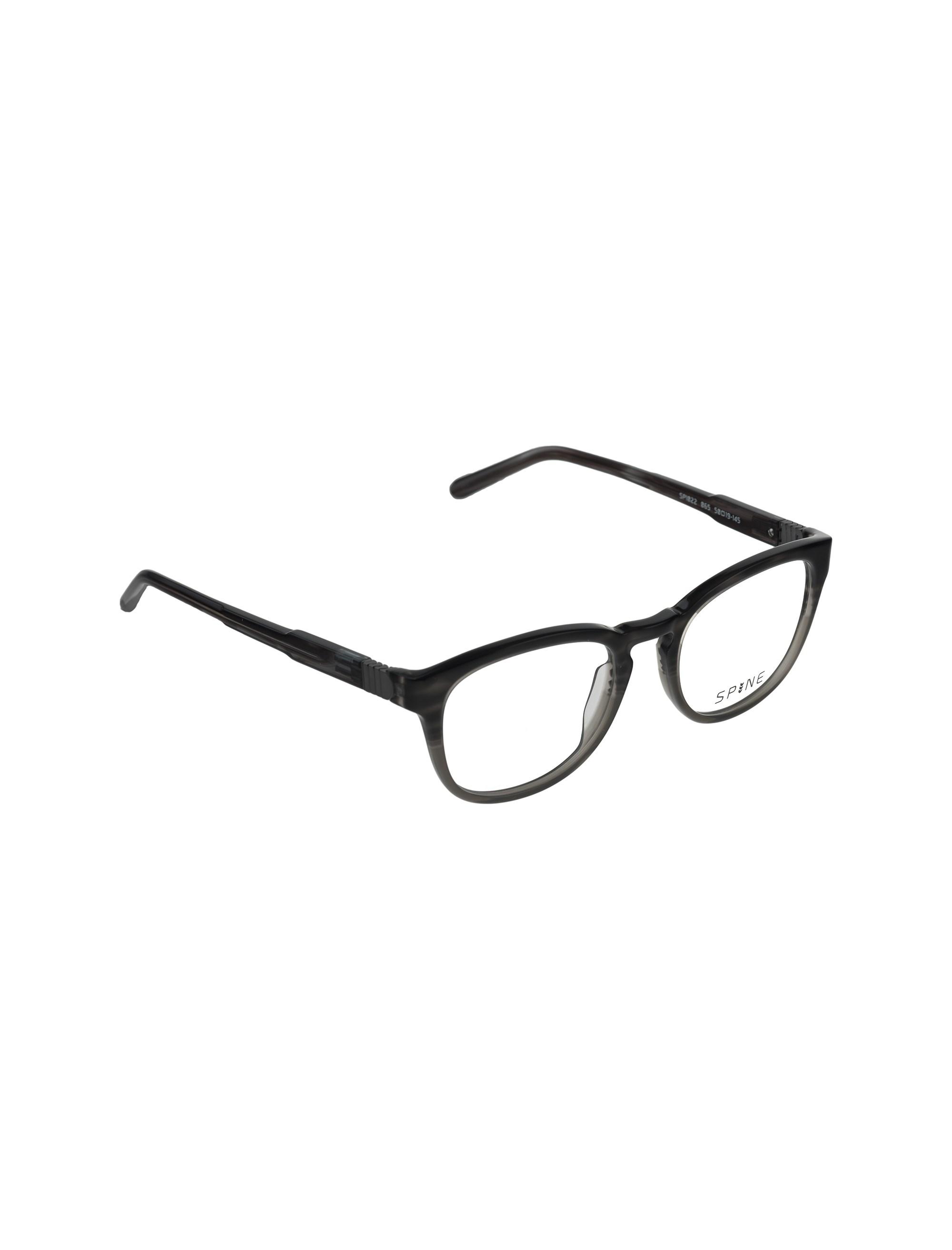 عینک طبی ویفرر زنانه - مشکي و طوسي - 2