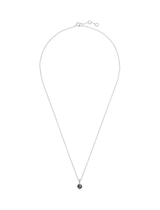 گردنبند نقره ای آویز زنانه - اکسسوریز