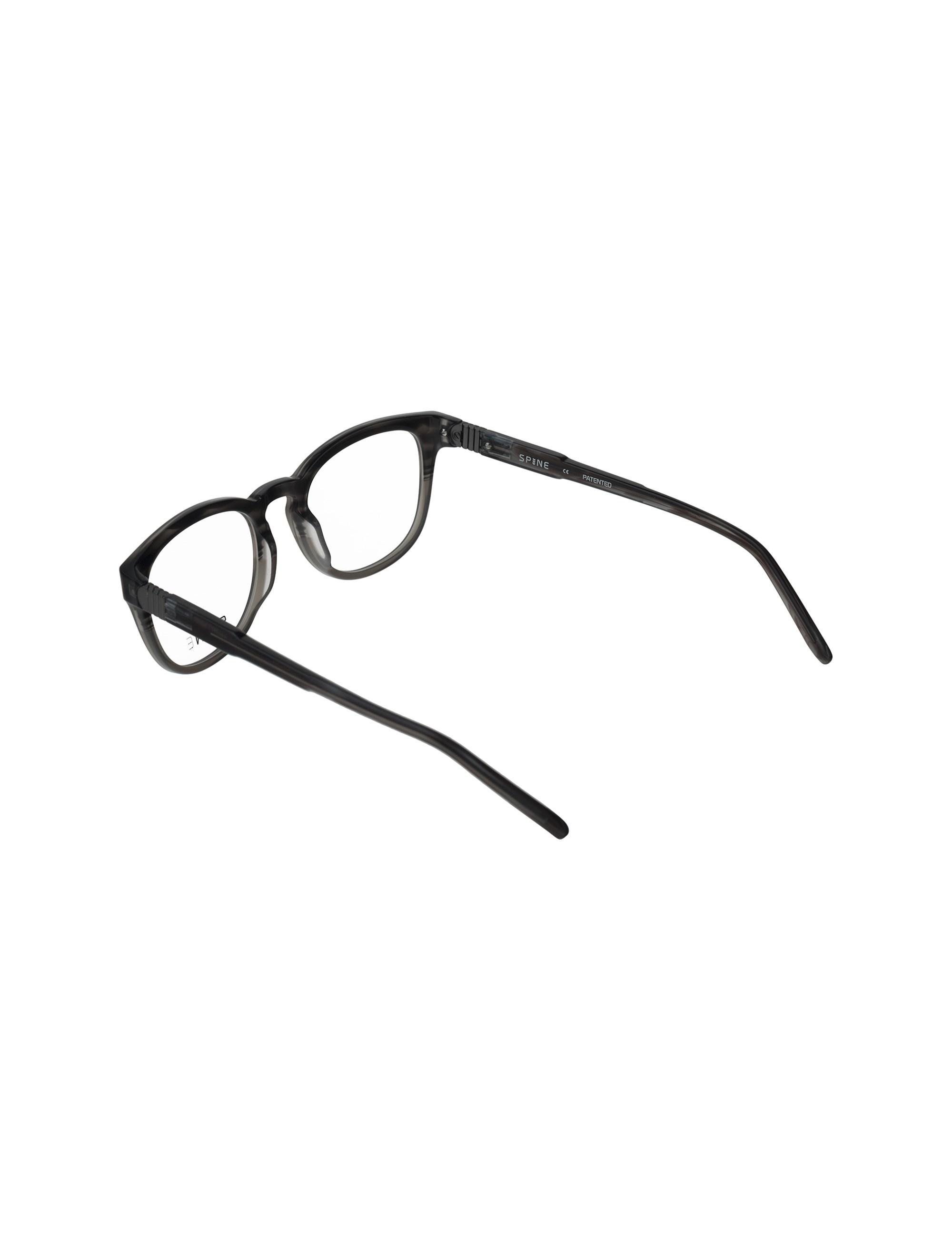 عینک طبی ویفرر زنانه - مشکي و طوسي - 4