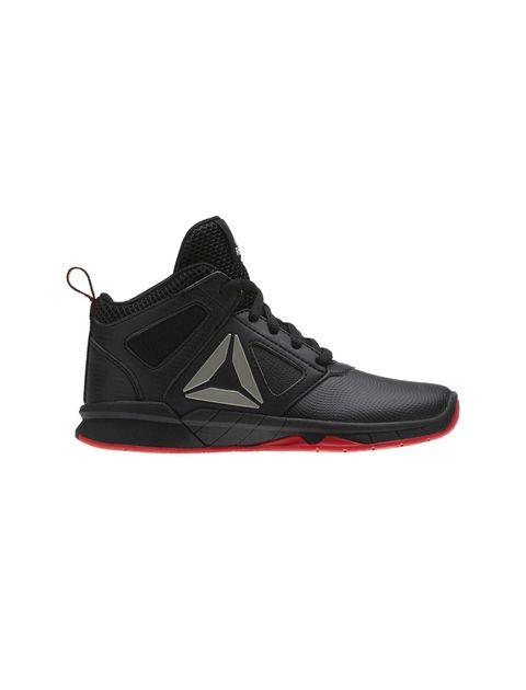 کفش بسکتبال بندی پسرانه Royal Dash N Drill - مشکي - 1