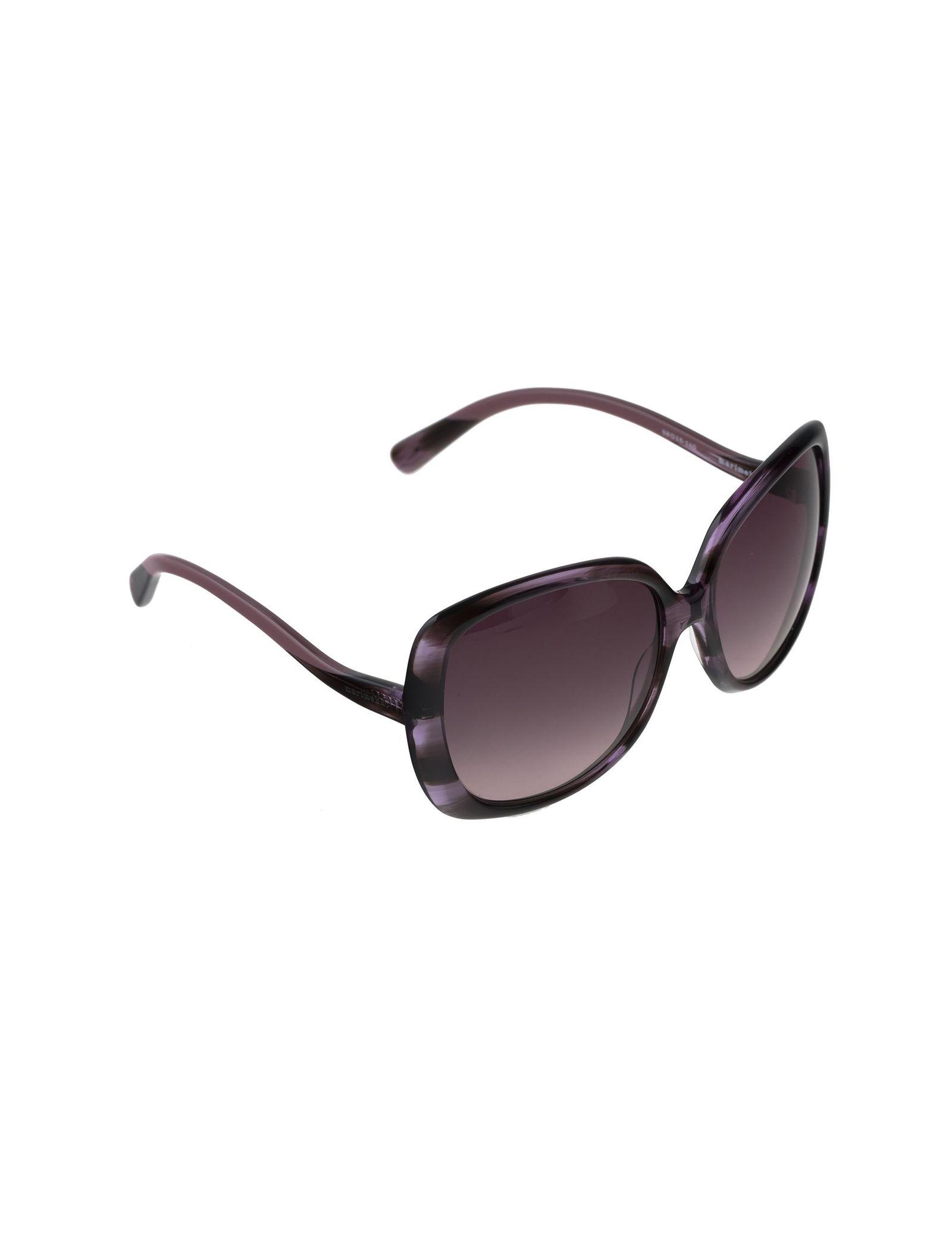 عینک آفتابی مربعی زنانه - ماریم اکو - بنفش   - 2