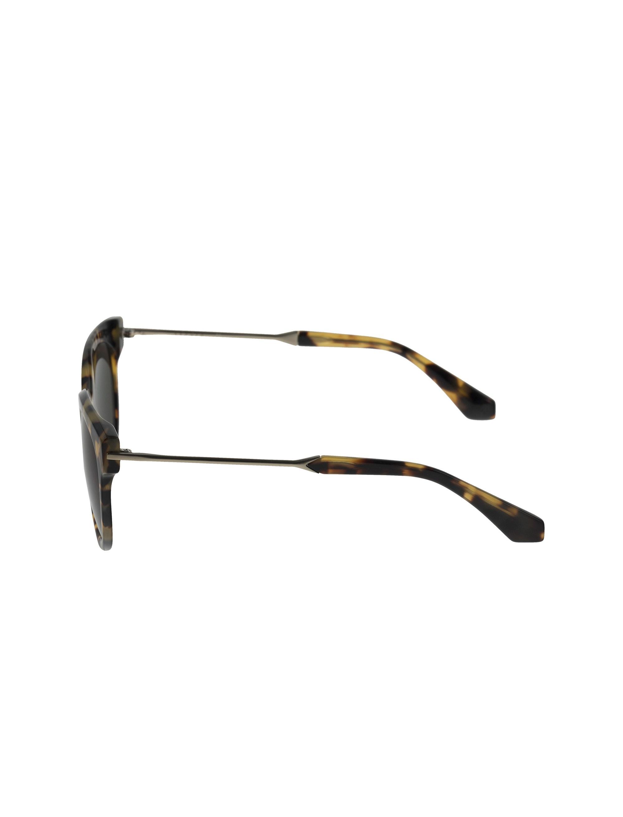 عینک آفتابی گربه ای زنانه - ساندرو - قهوه اي       - 3