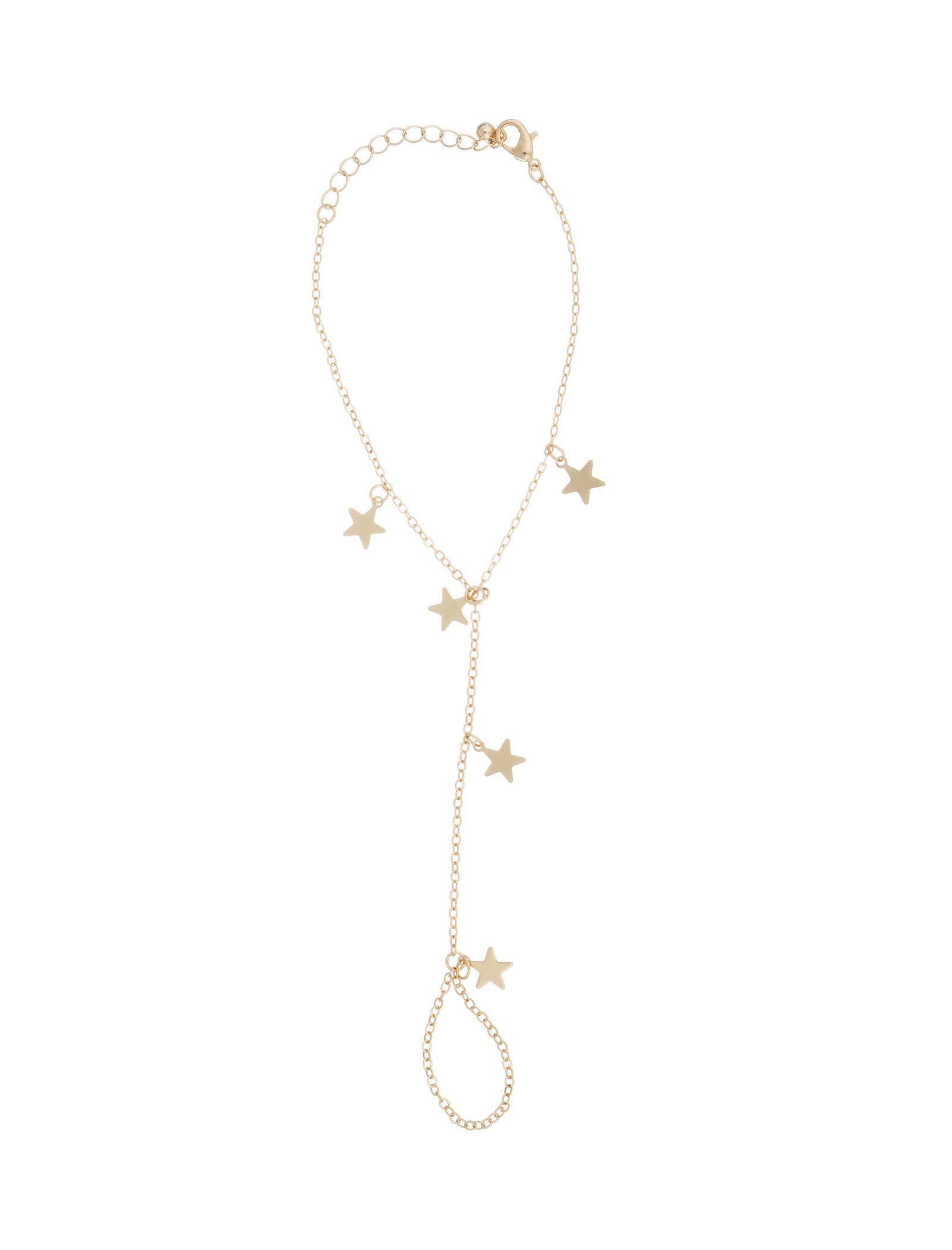 دستبند استیل زنانه - کوتون - طلايي - 1