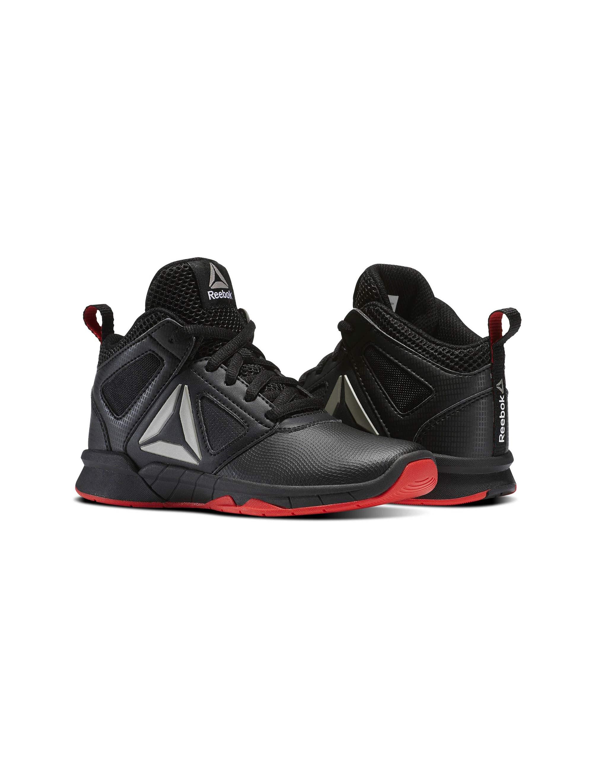 کفش بسکتبال بندی پسرانه Royal Dash N Drill - مشکي - 4