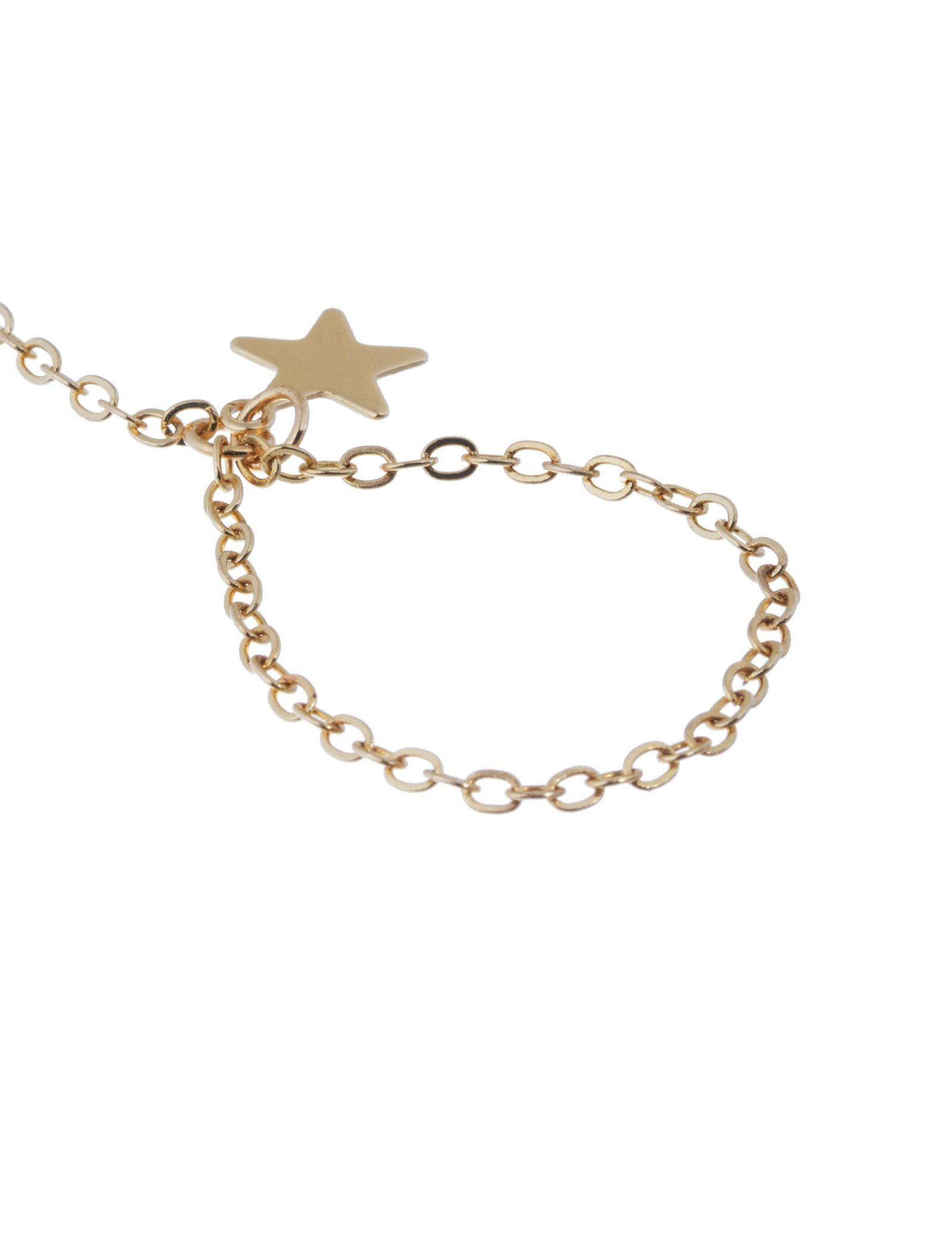 دستبند استیل زنانه - کوتون - طلايي - 2