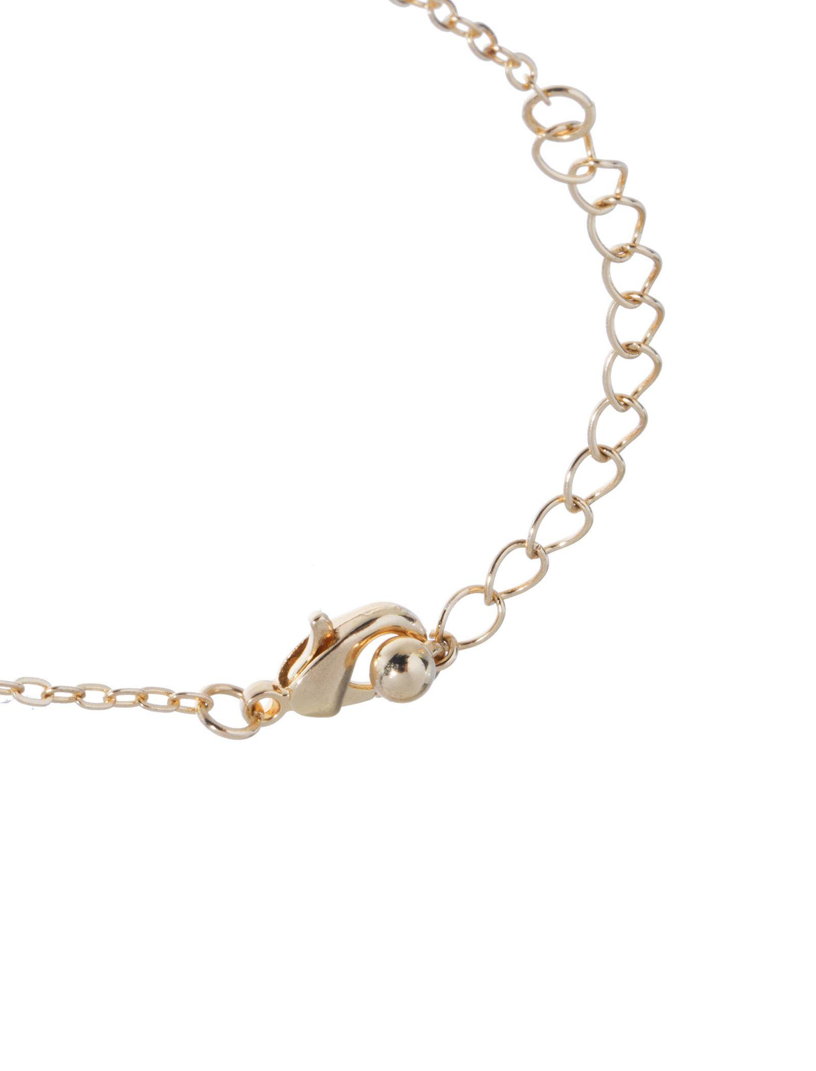 دستبند استیل زنانه - کوتون - طلايي - 3