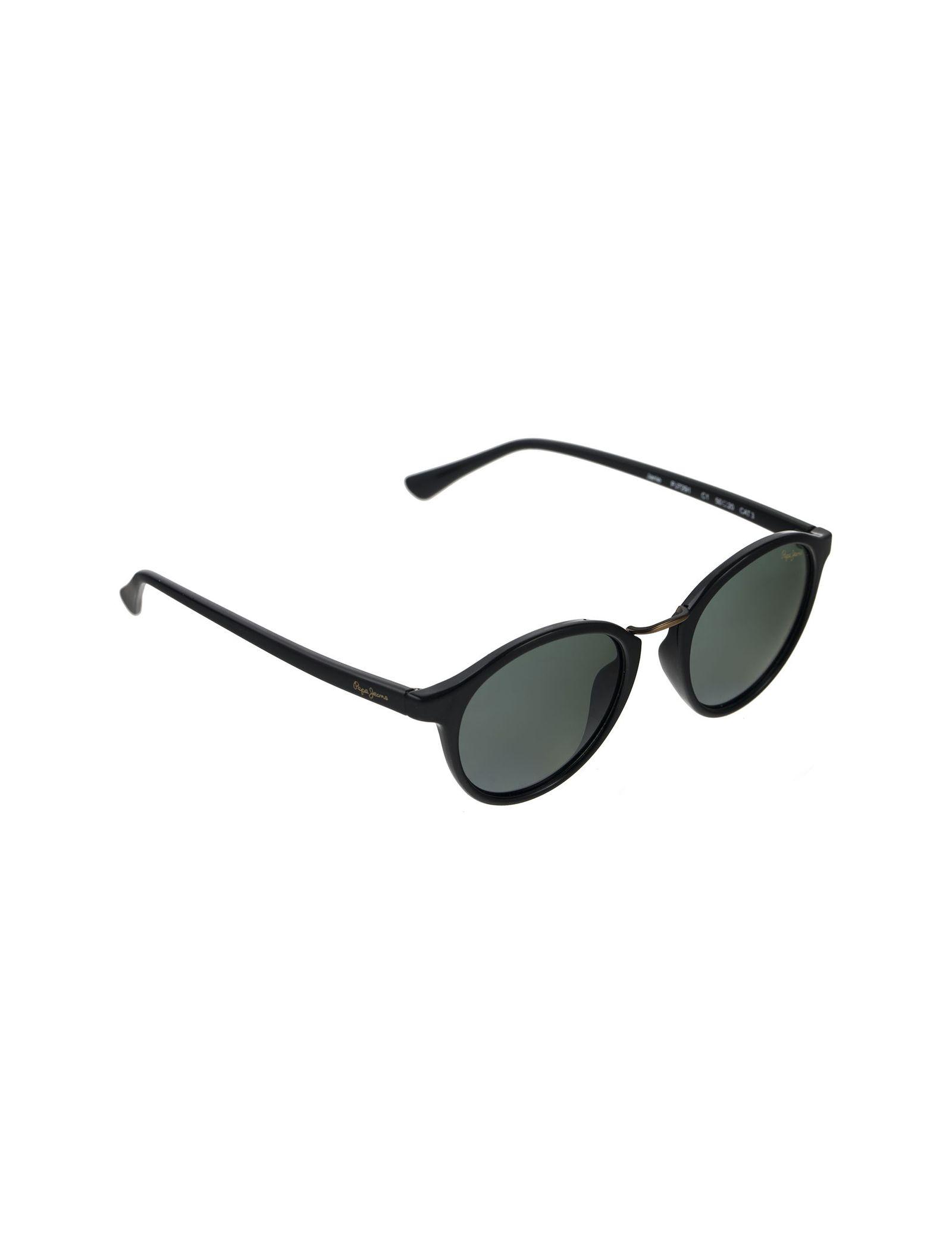 عینک آفتابی پنتوس زنانه - پپه جینز - مشکي        - 2