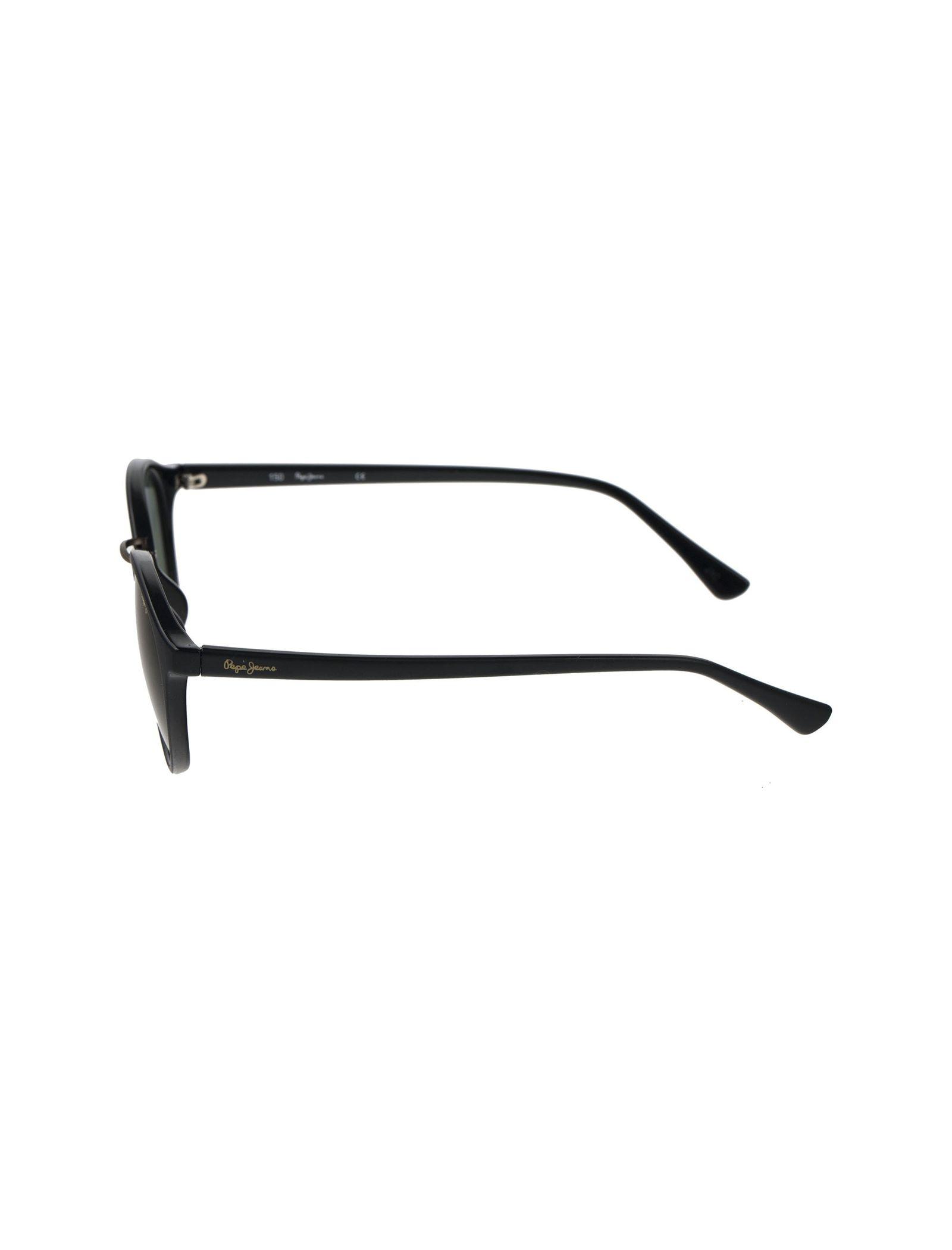عینک آفتابی پنتوس زنانه - پپه جینز - مشکي        - 3
